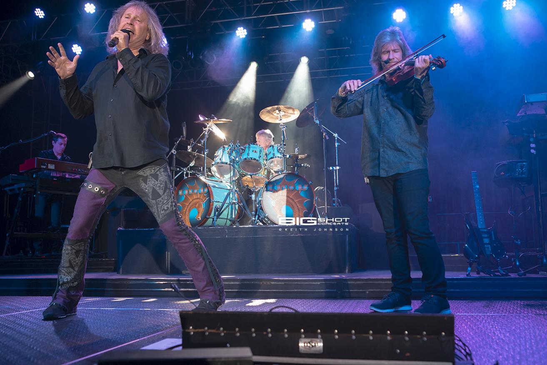 Kansas Concert at The Pavilion in Seminole Casino Coconut Creek