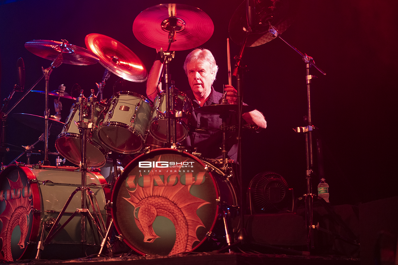 Phil Ehart - Kansas Drummer