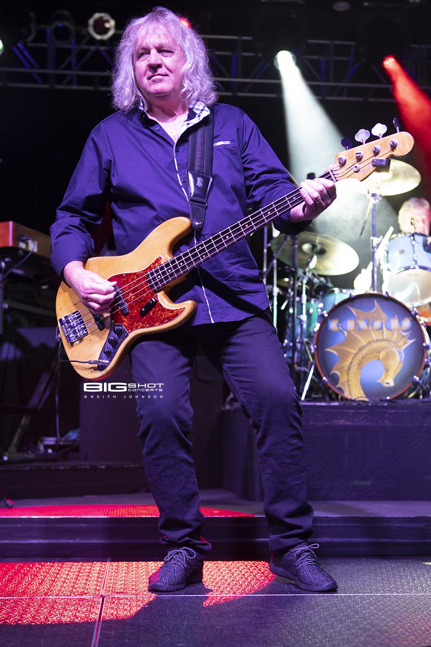 Billy Greer - Kansas Bass Player