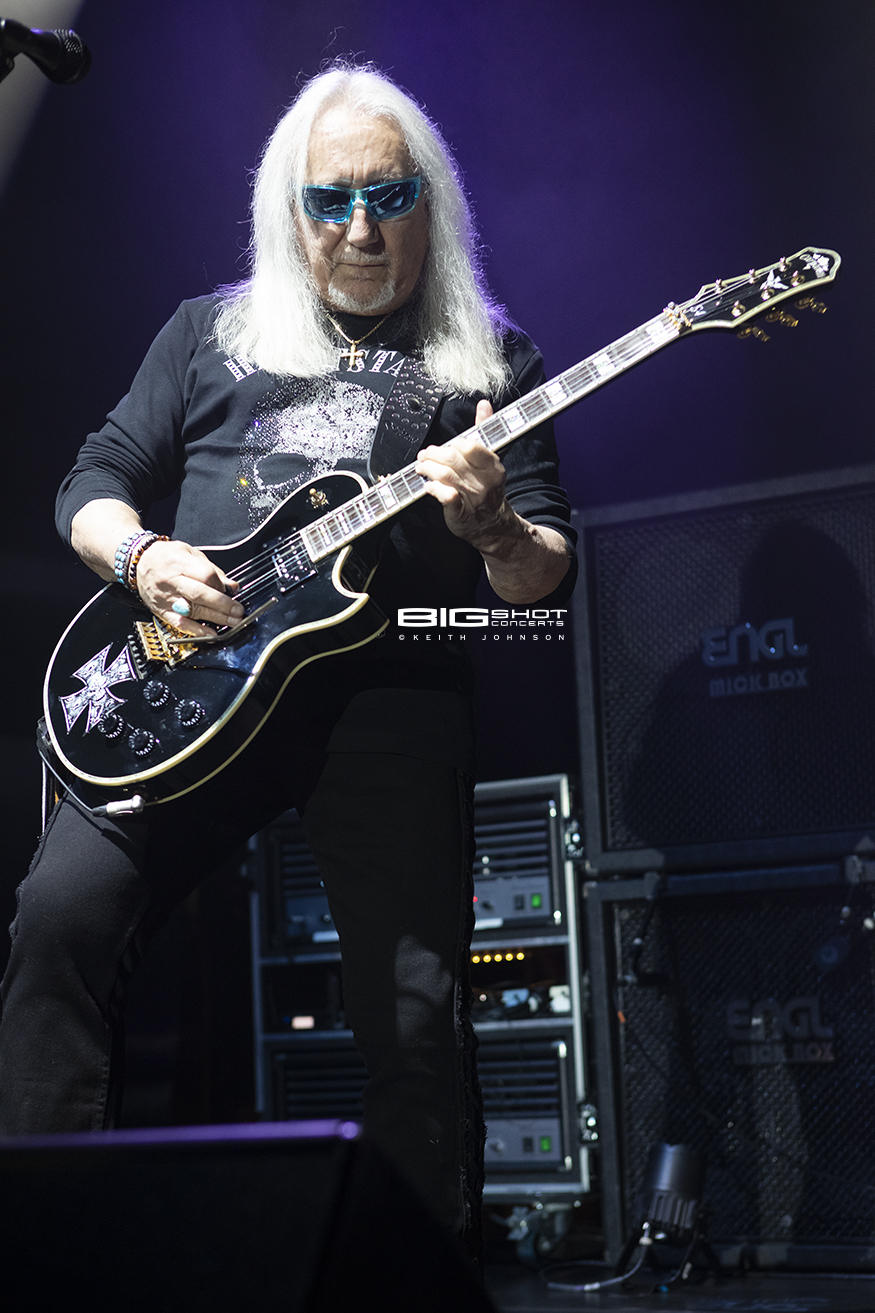 Uriah Heep Guitar Player