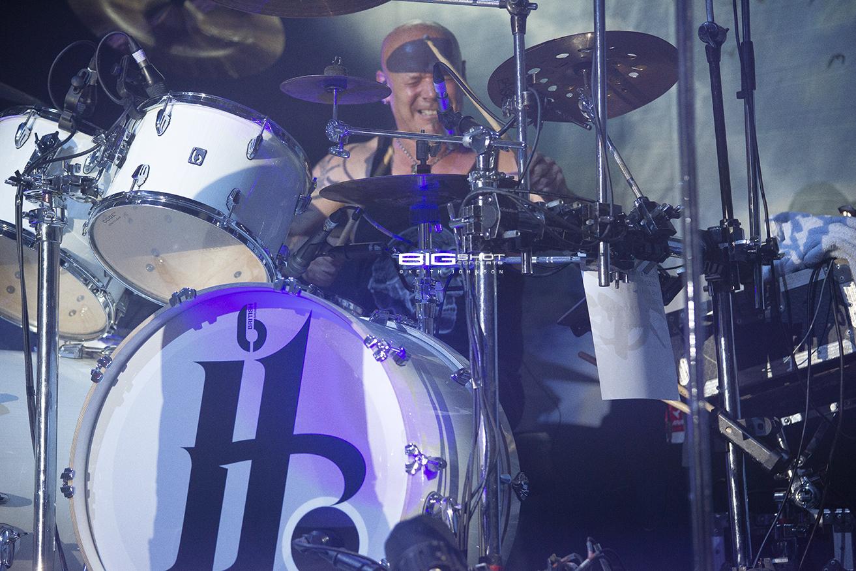 Uriah Heep Drummer