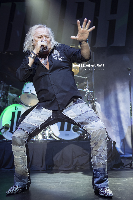Uriah Heep Singer