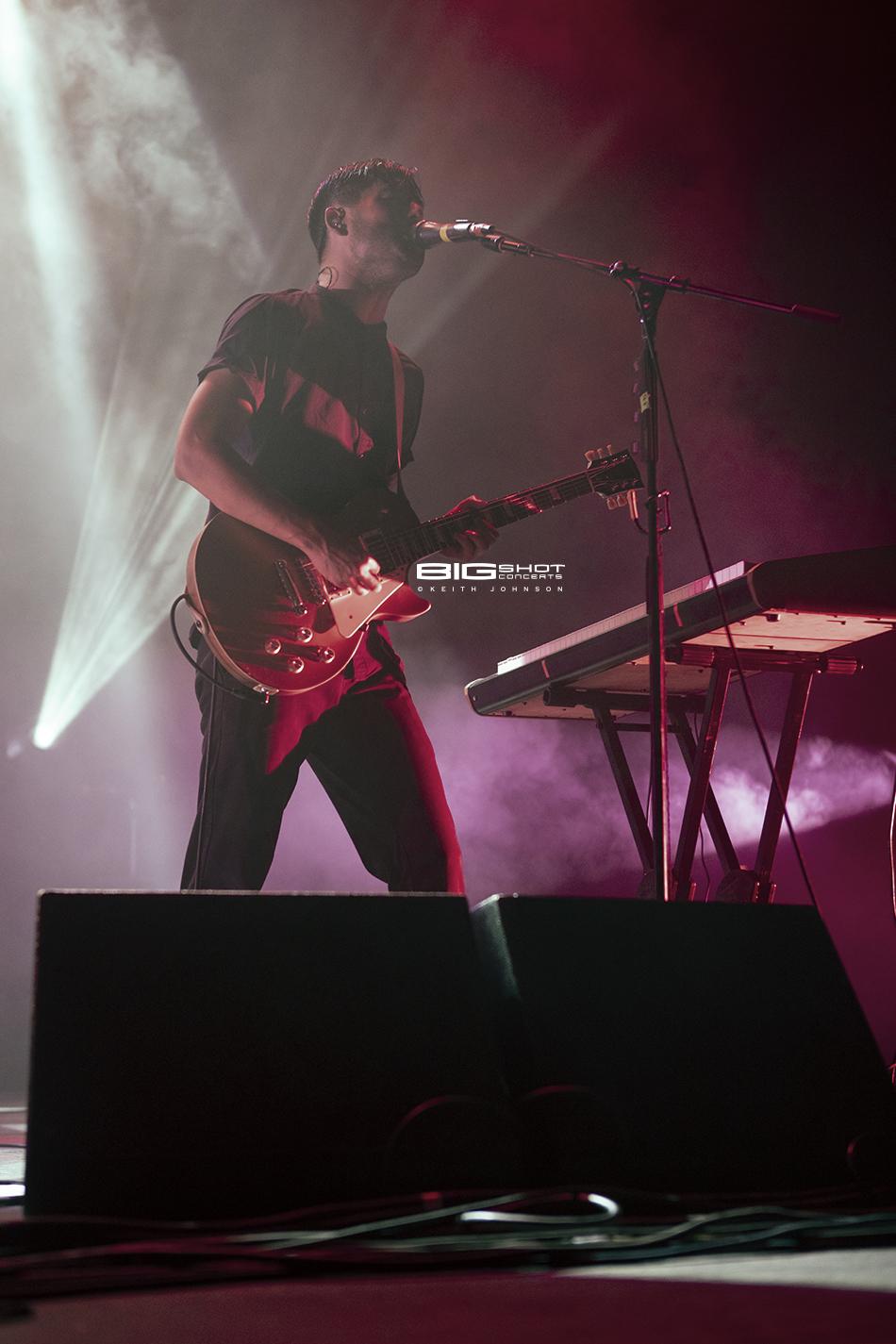 Thrice Lead Guitarist