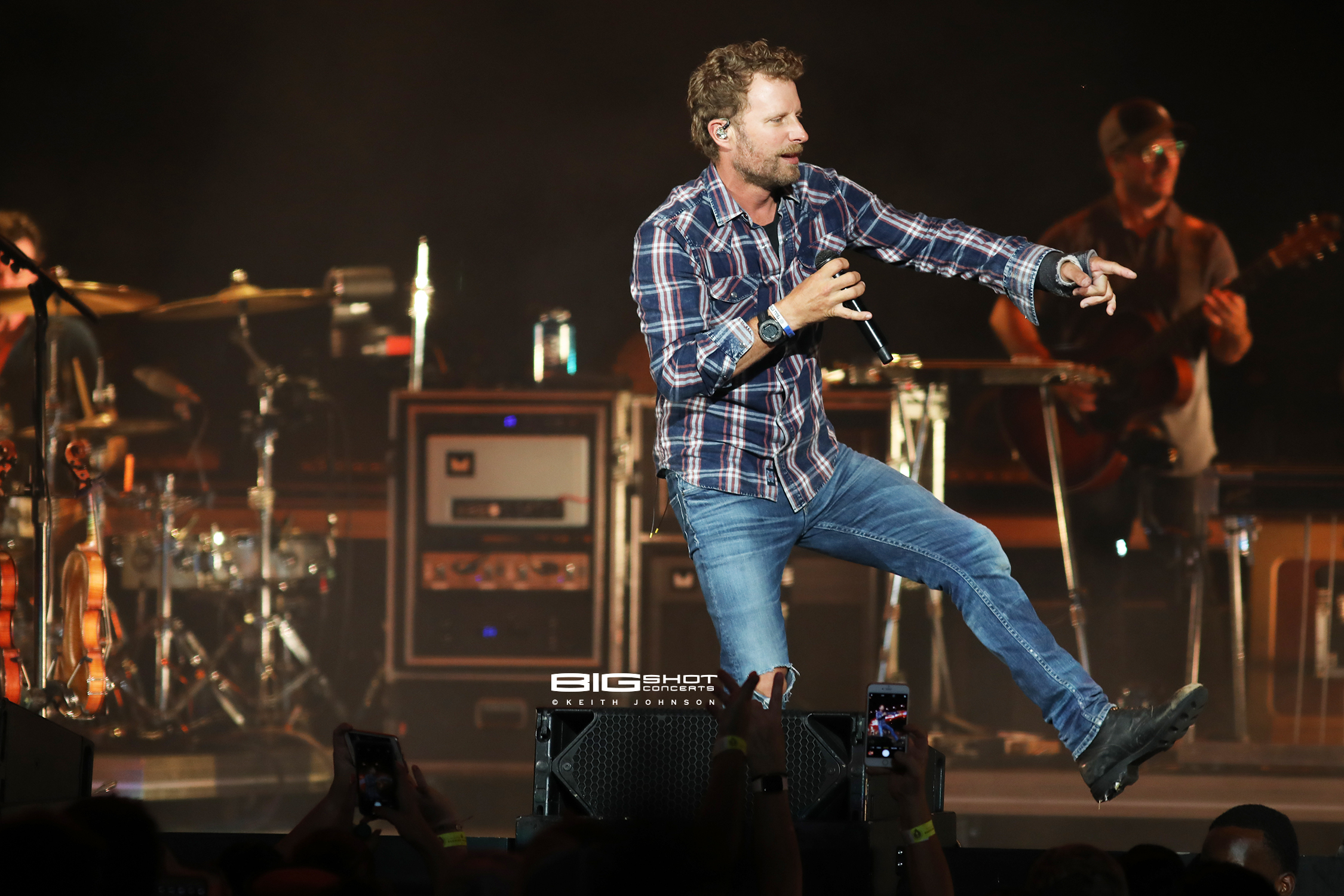 Dierks Bentley Burning Man Tour