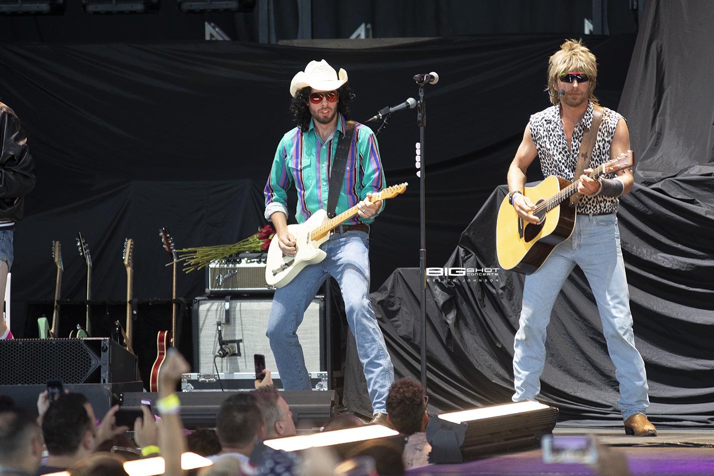 Hot Country Knights Live on Stage