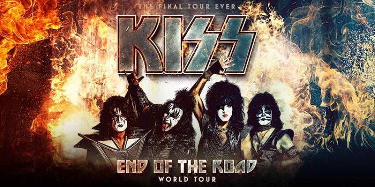 Final KISS Tour