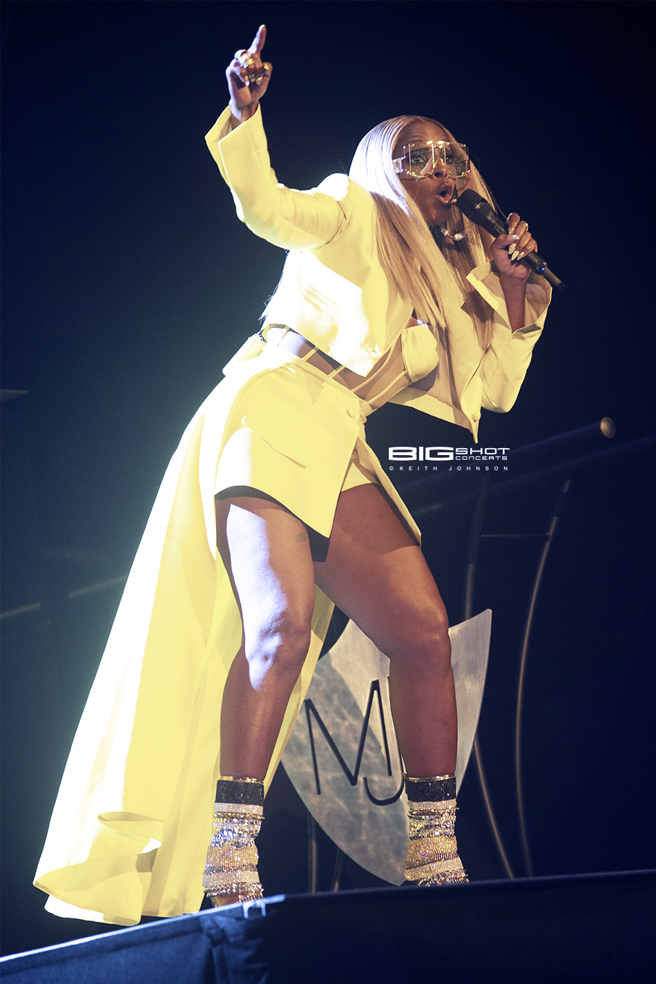 Mary J. Blige and Nas Royalty Tour - West Palm Beach, Florida