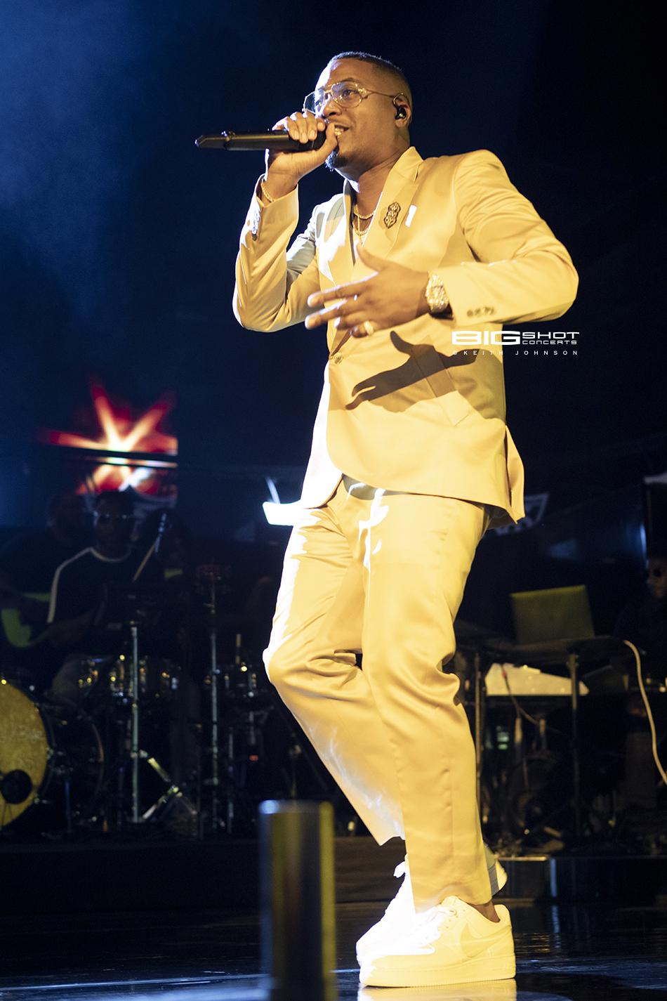 R & B Performer Nas