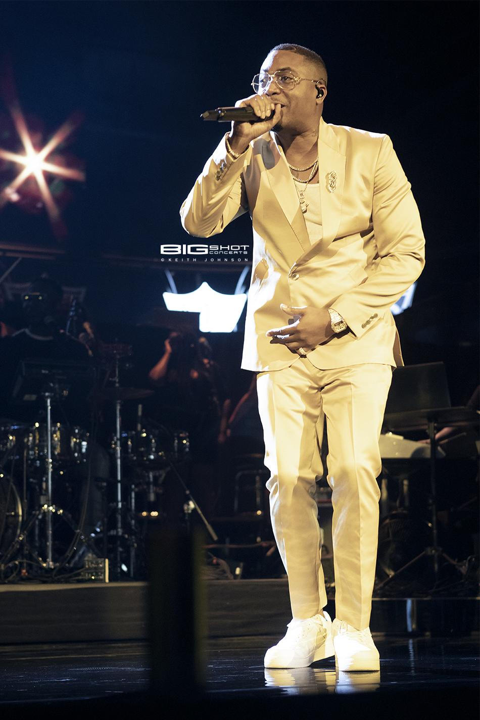 Hip Hop Singer Nas