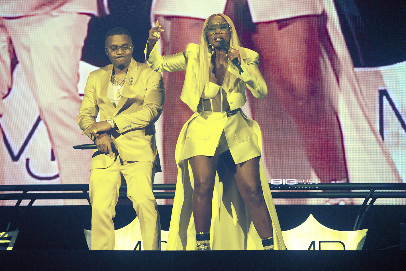 Mary J. Blige and Nas Royalty Tour