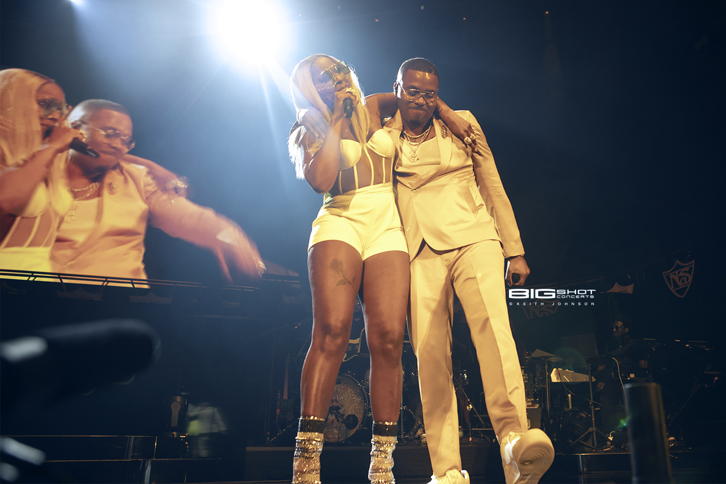 Mary J. Blige and Nas Royalty Tour - Coral Sky Amphitheatre