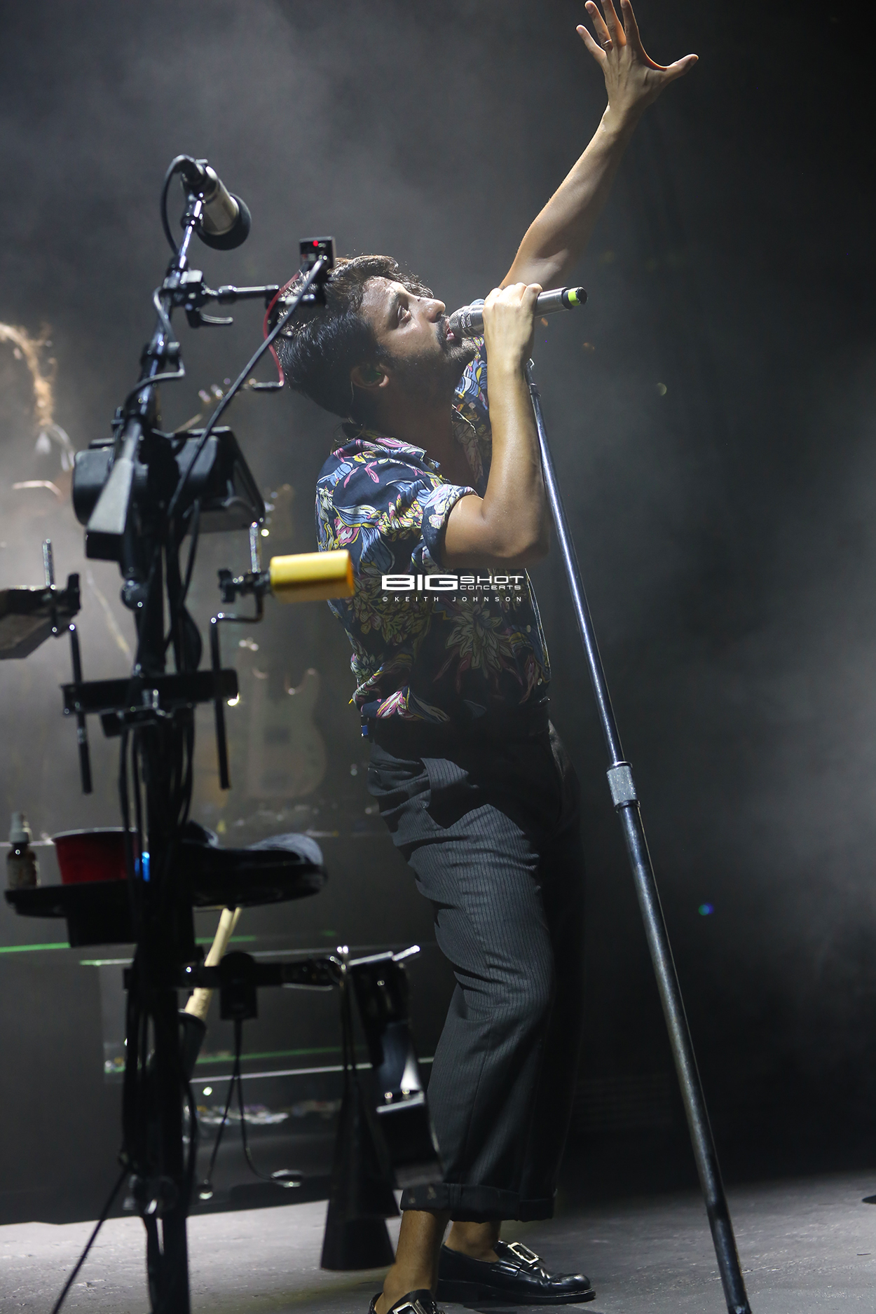Vocalist of Young the Giant