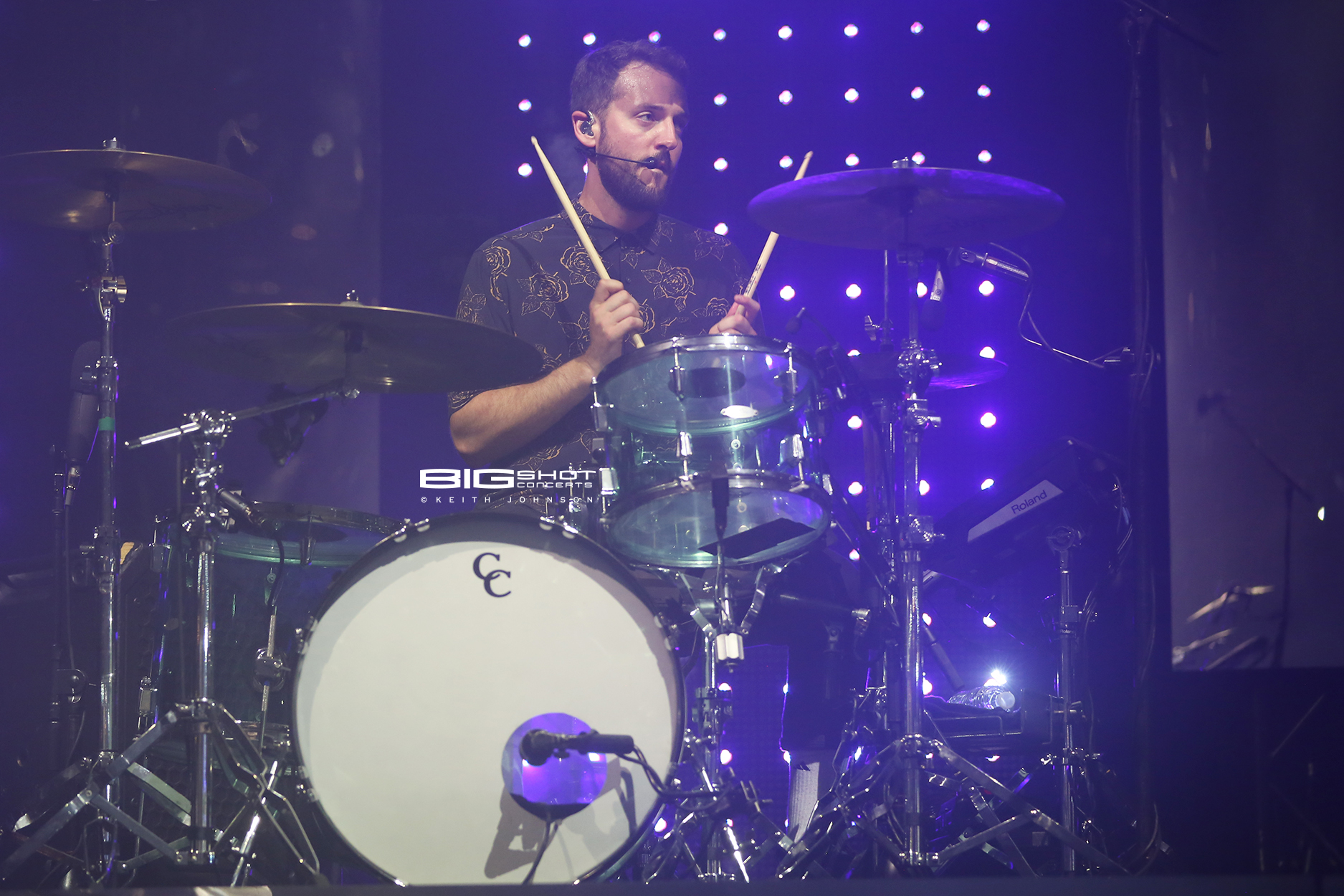 Young the Giant Drummer