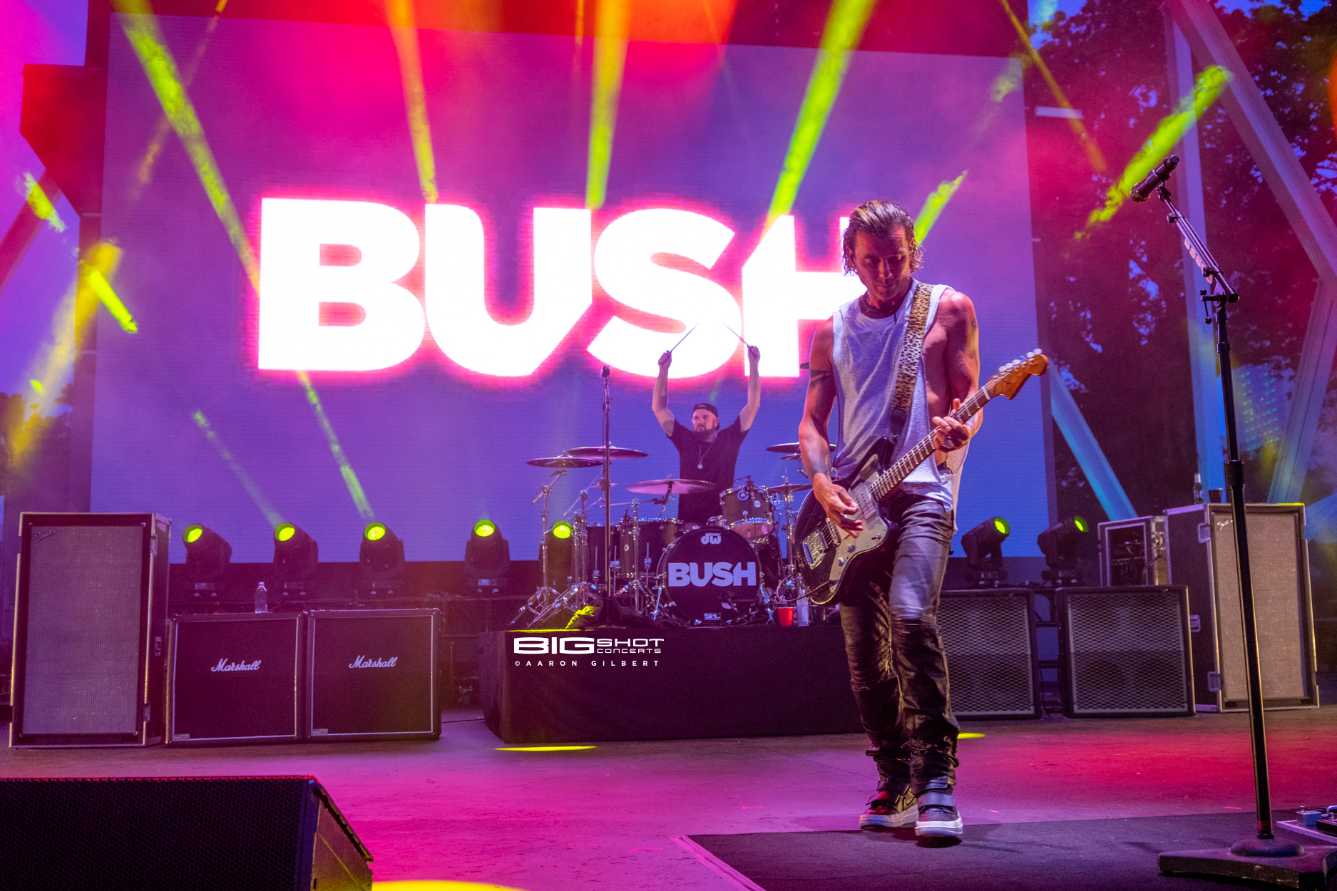 LIVE and Bush ALTimate Tour