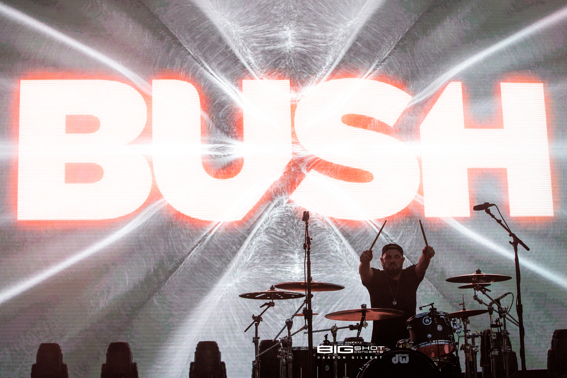 Bush at Bayfront Park Amphitheater