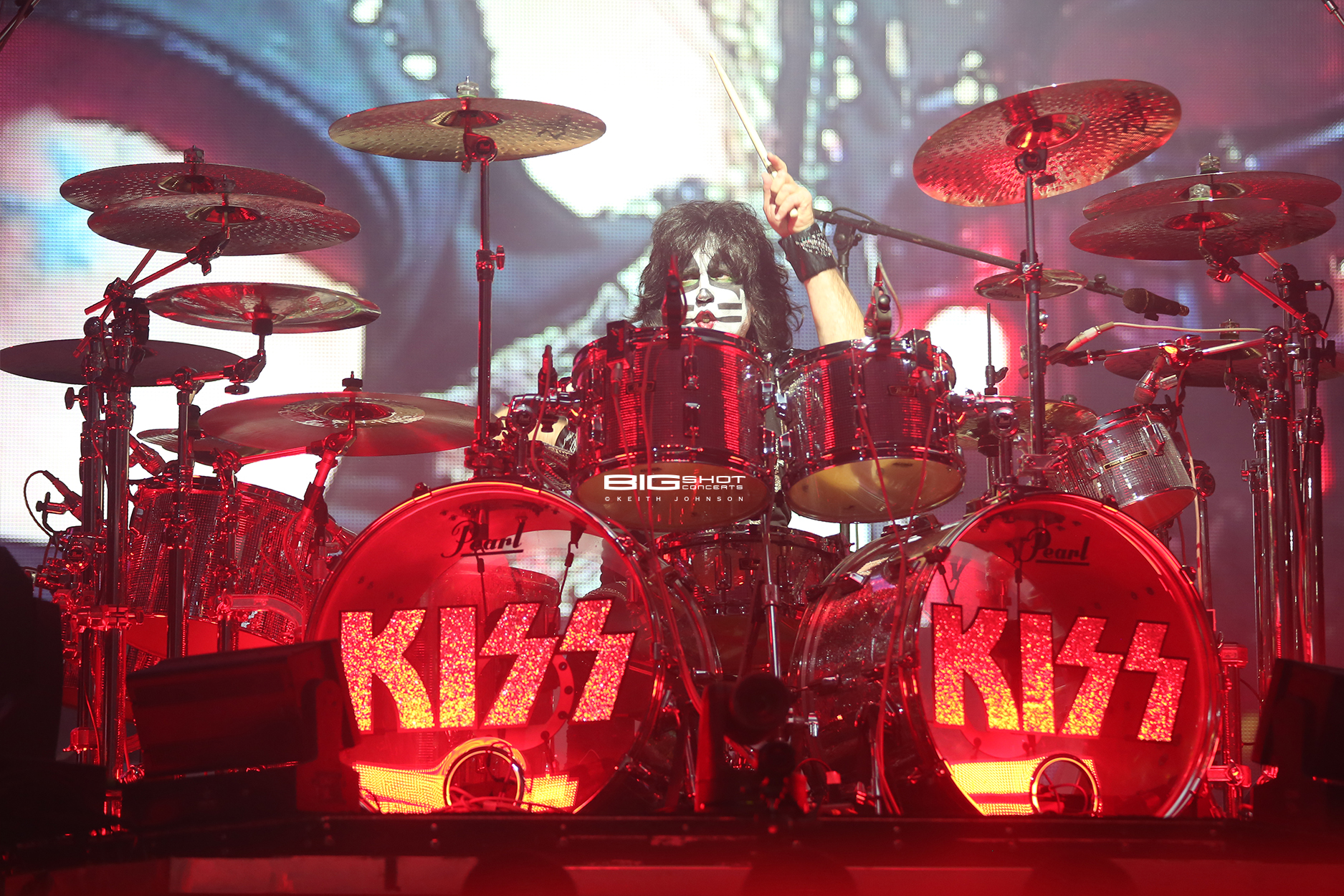 KISS End of the Road World Tour - Sunrise, Florida