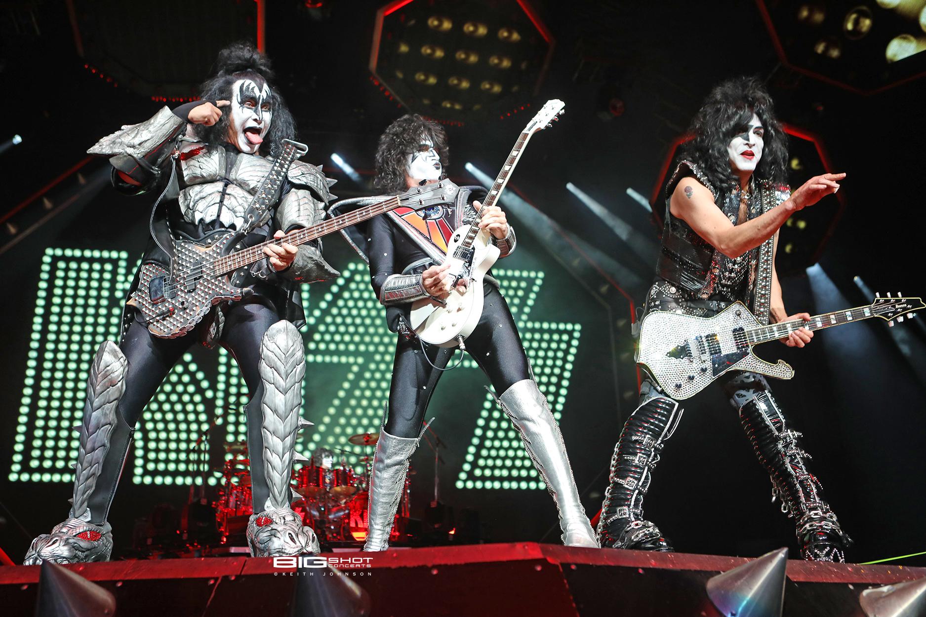 KISS Plays Final Concert at BB&T Center