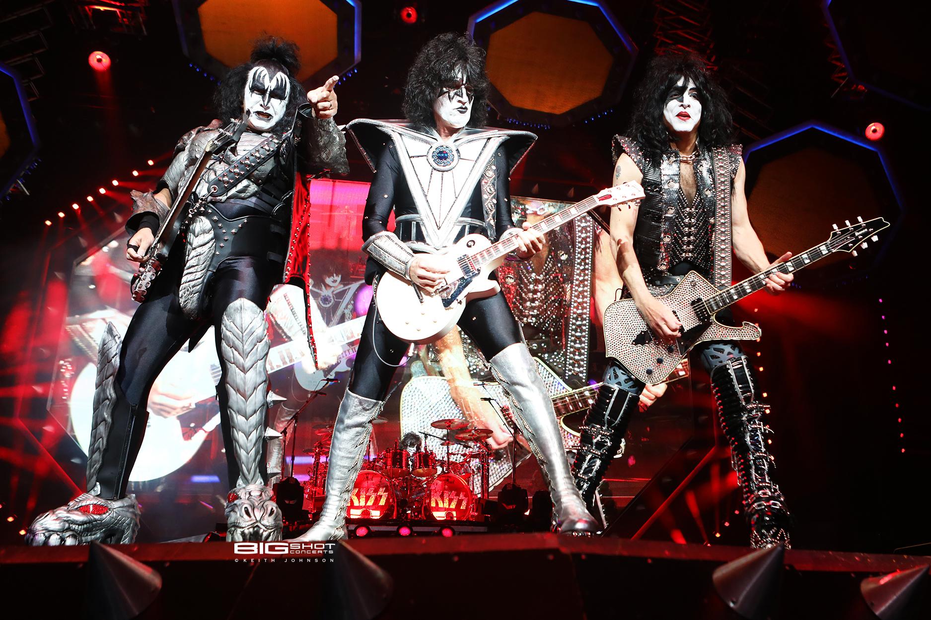 KISS Farewell Tour at BB&T Center