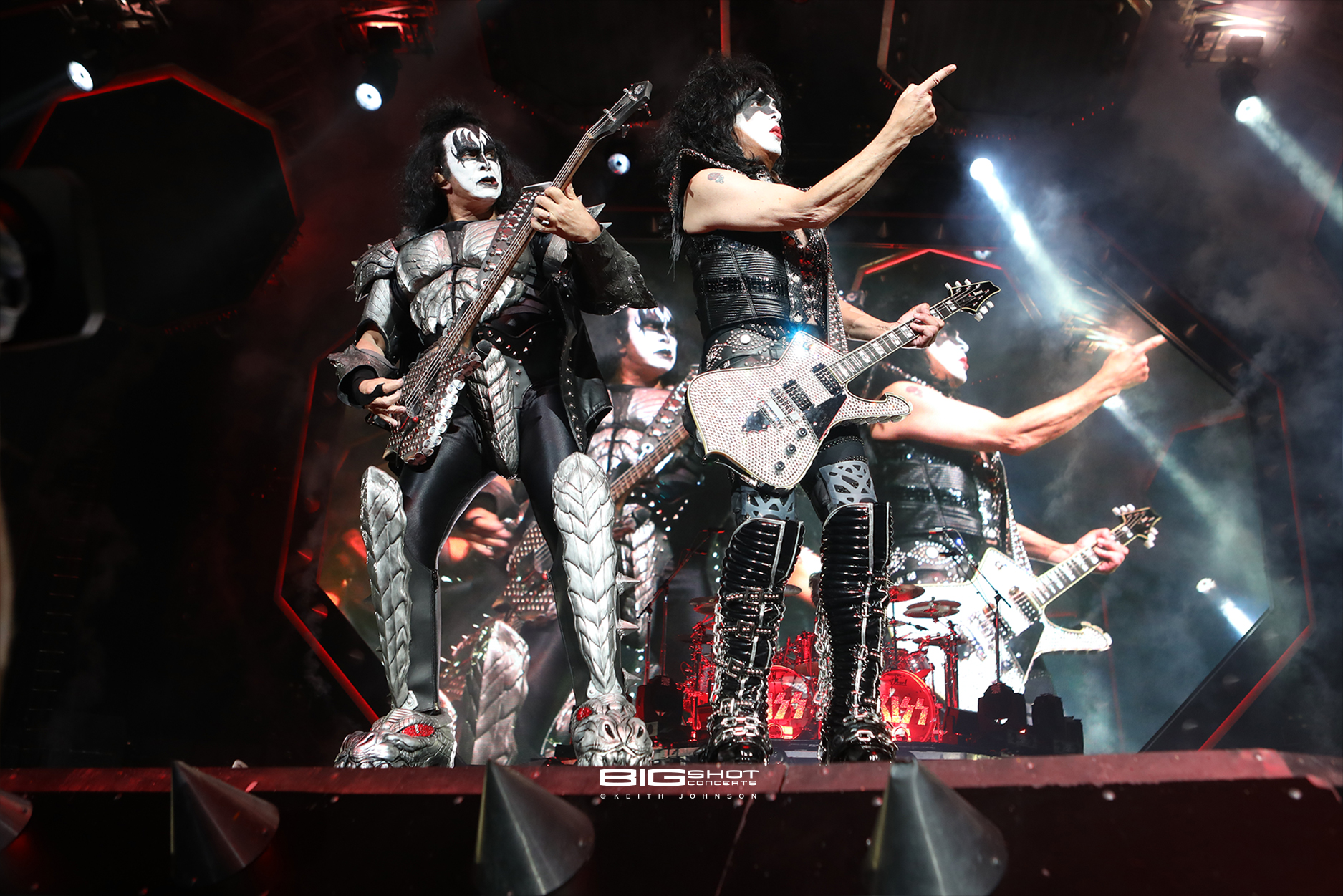 End of the Road World Tour - KISS
