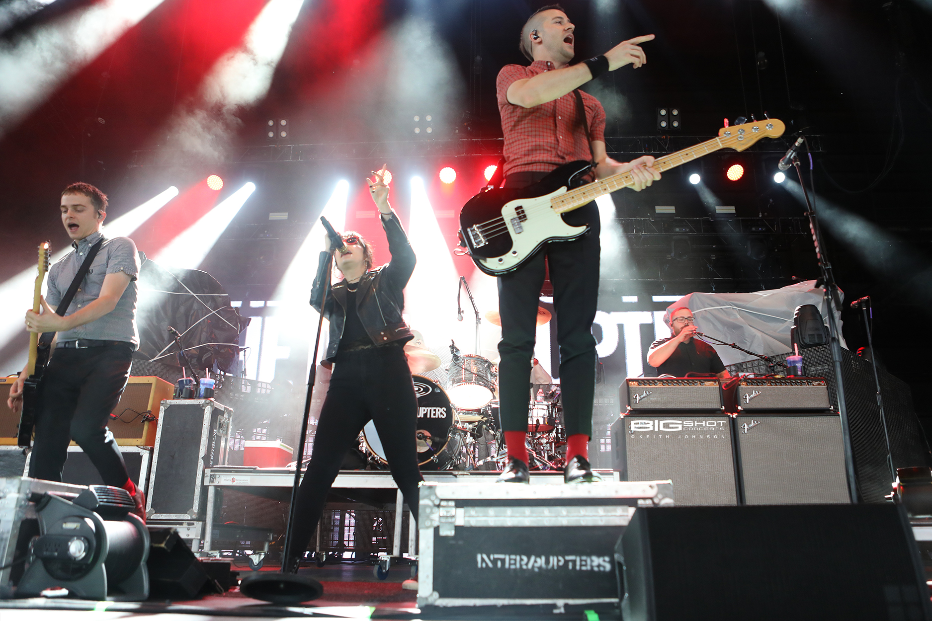 311 and Dirty Heads Tour with The Interrupters