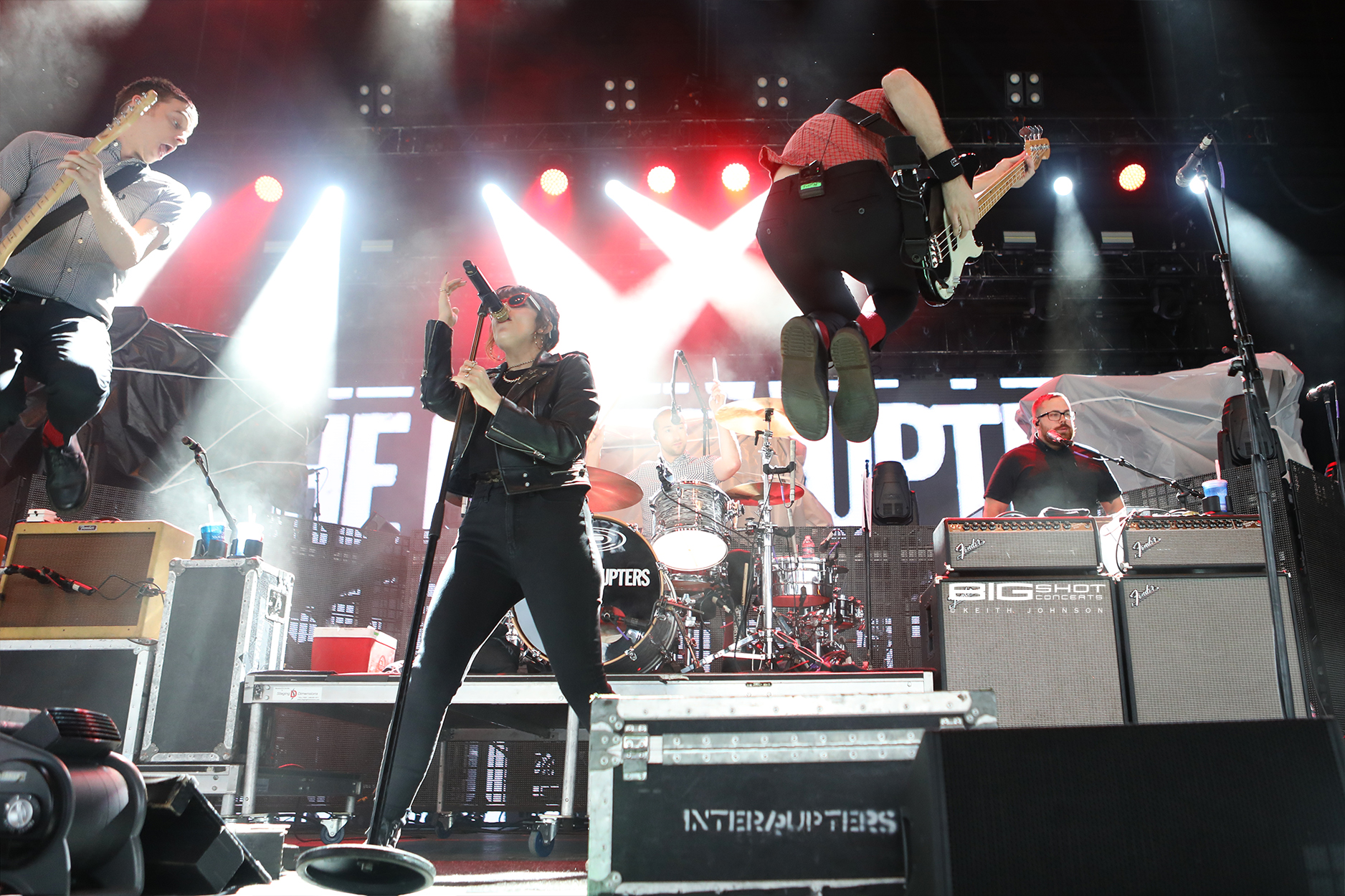 The Interrupters - Tour 2019