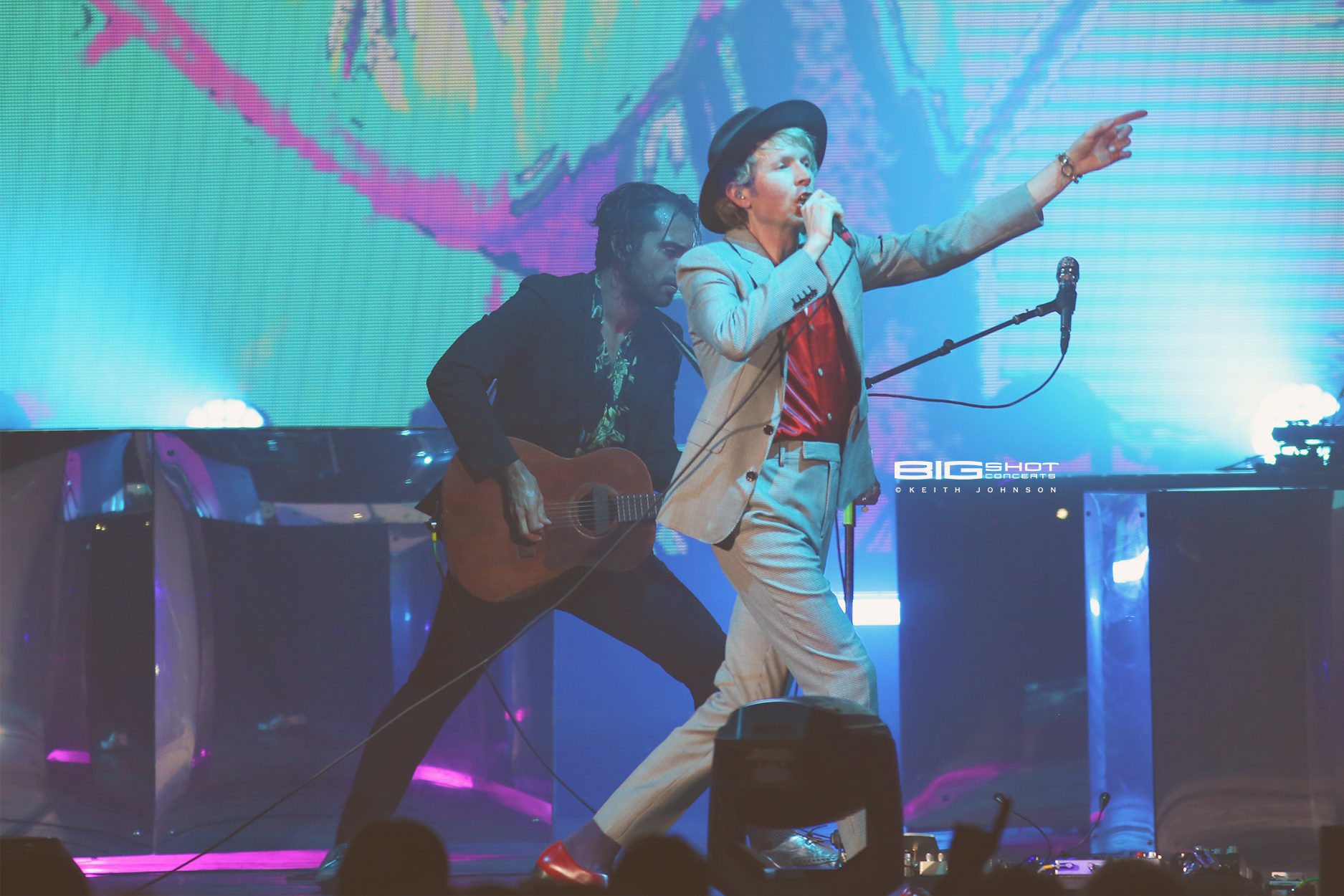 Beck at Coral Sky Amphitheatre