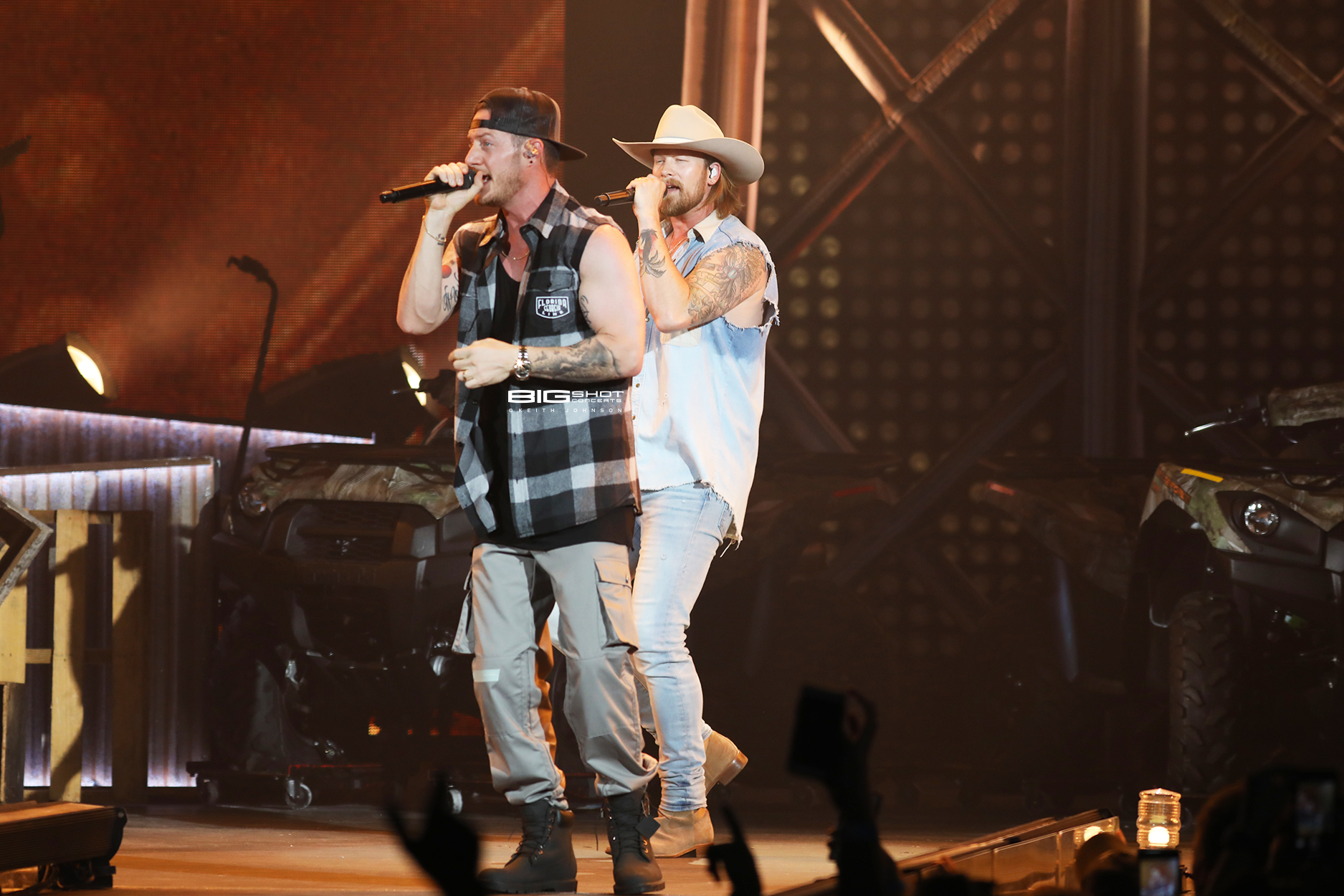 Brian Kelley and Tyler Hubbard - Florida Georgia Line