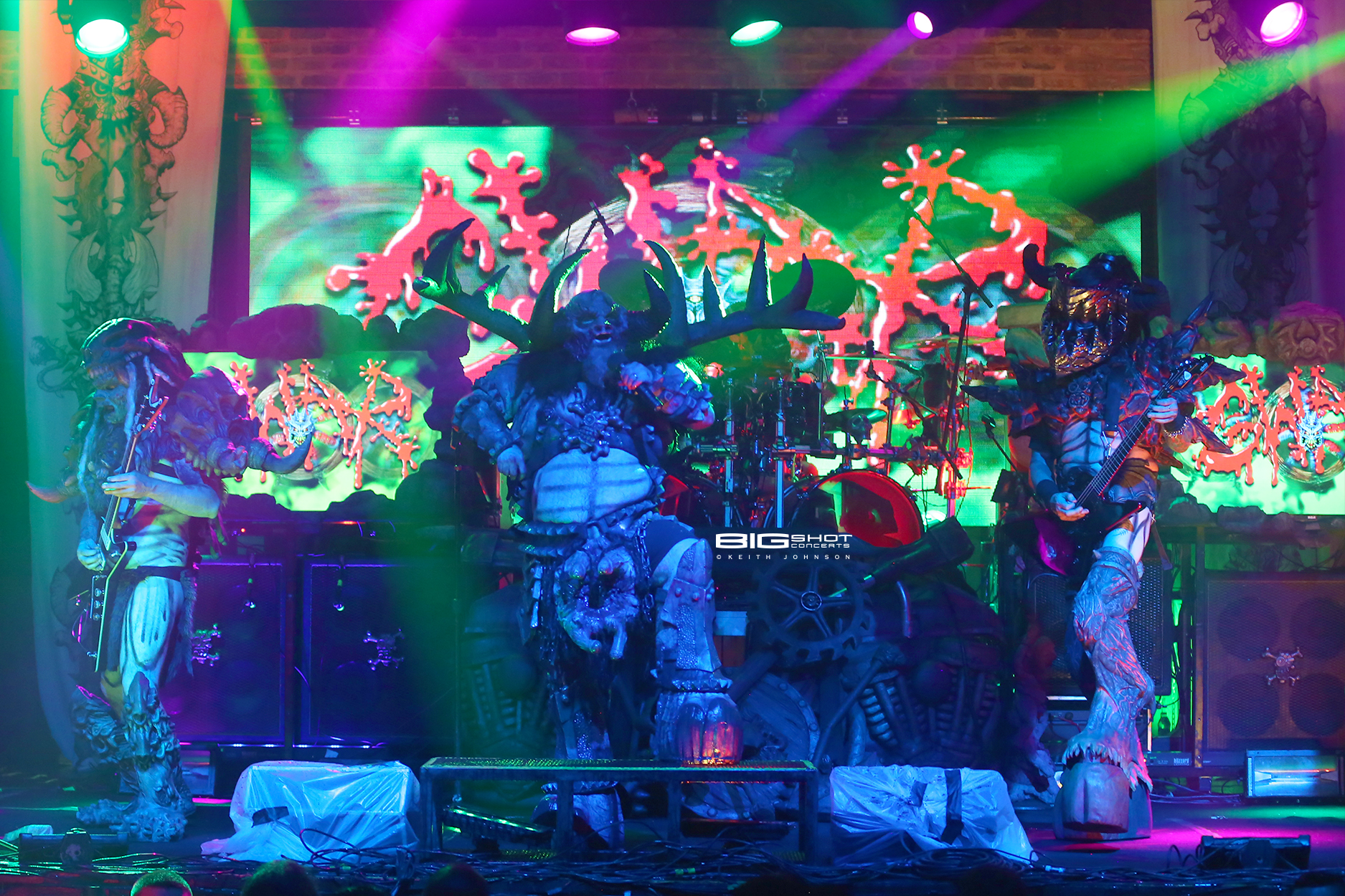 GWAR Use Your Collusion Tour 2019