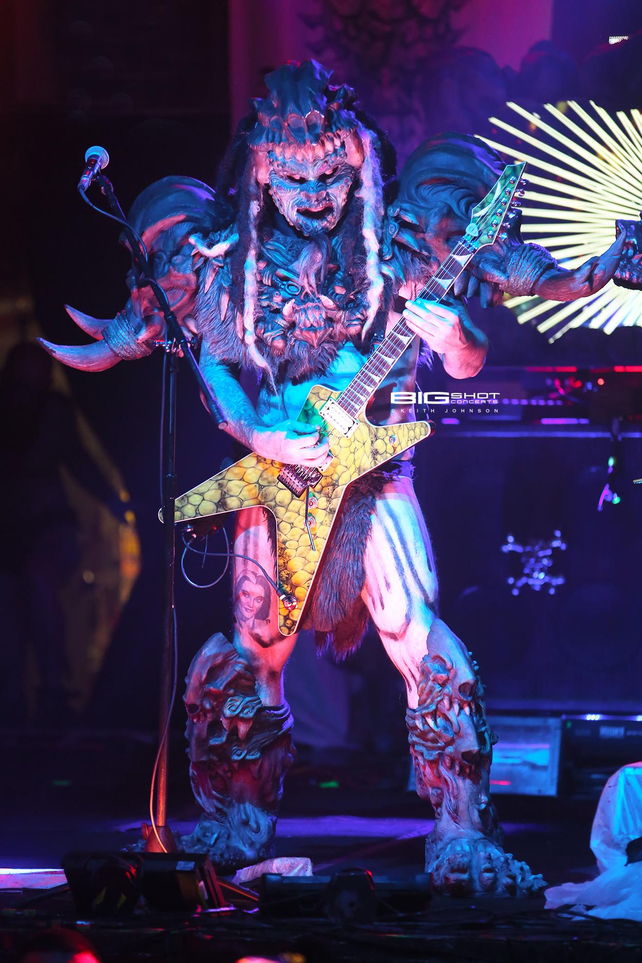 Lead Guitarist - GWAR