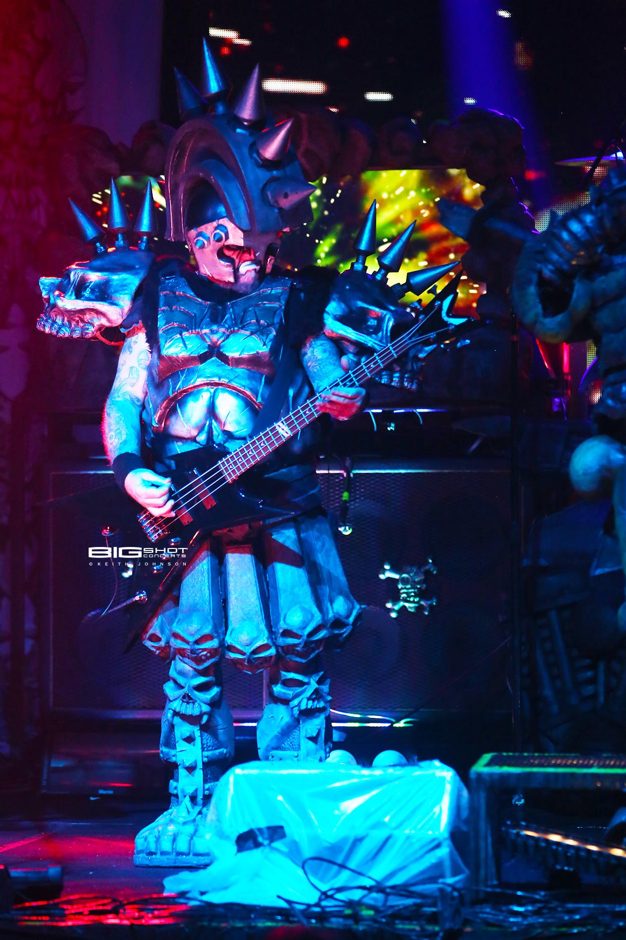 GWAR Bass Player