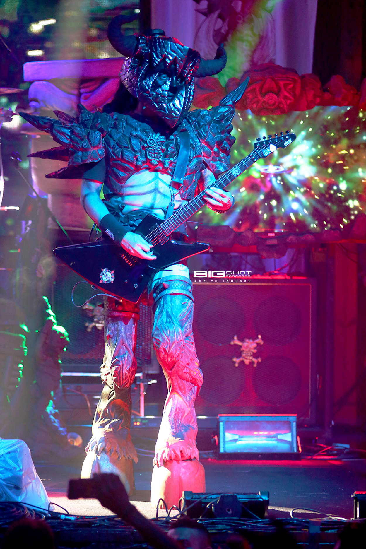 GWAR Use Your Collusion Tour