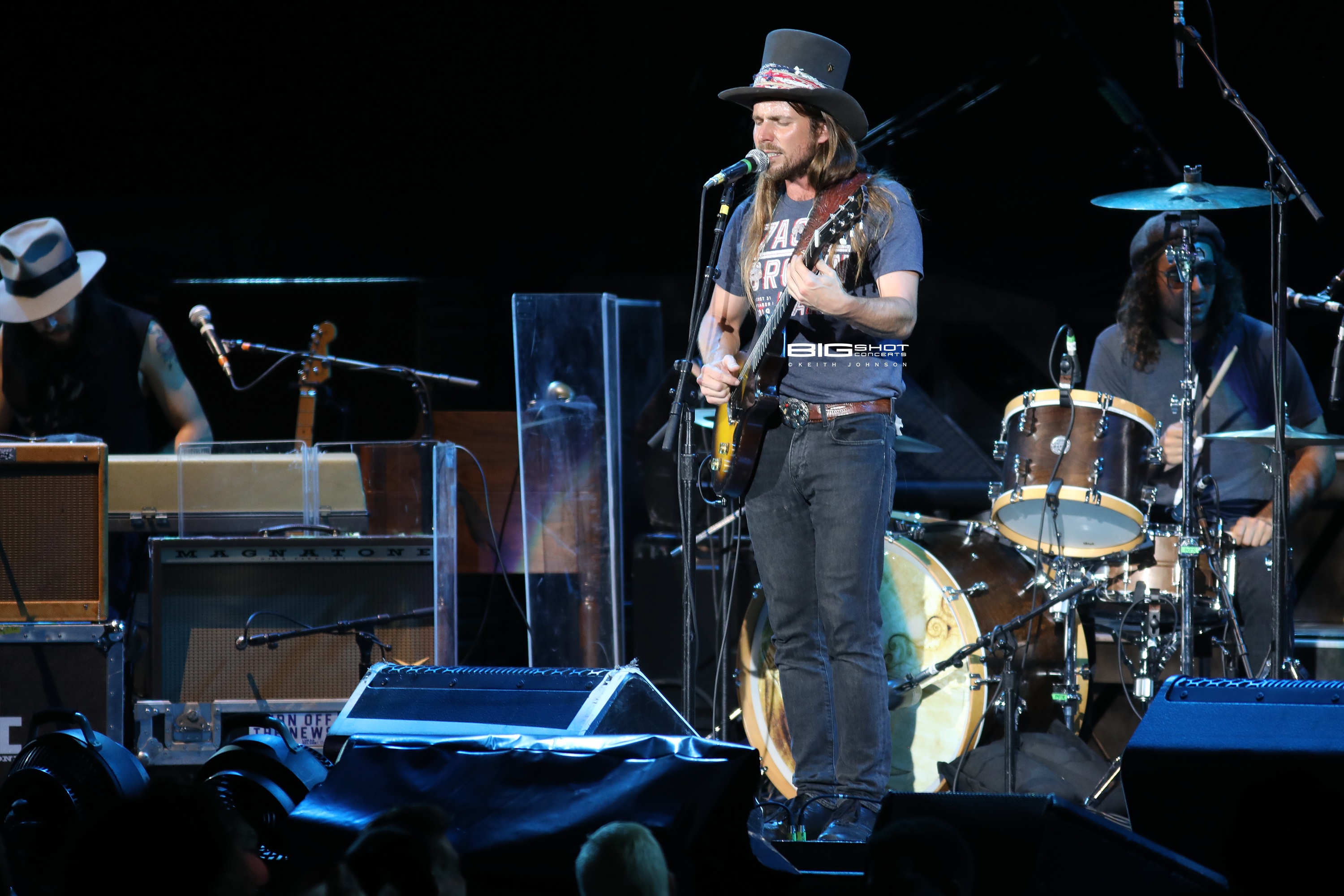 Country Music Performer Lukas Nelson
