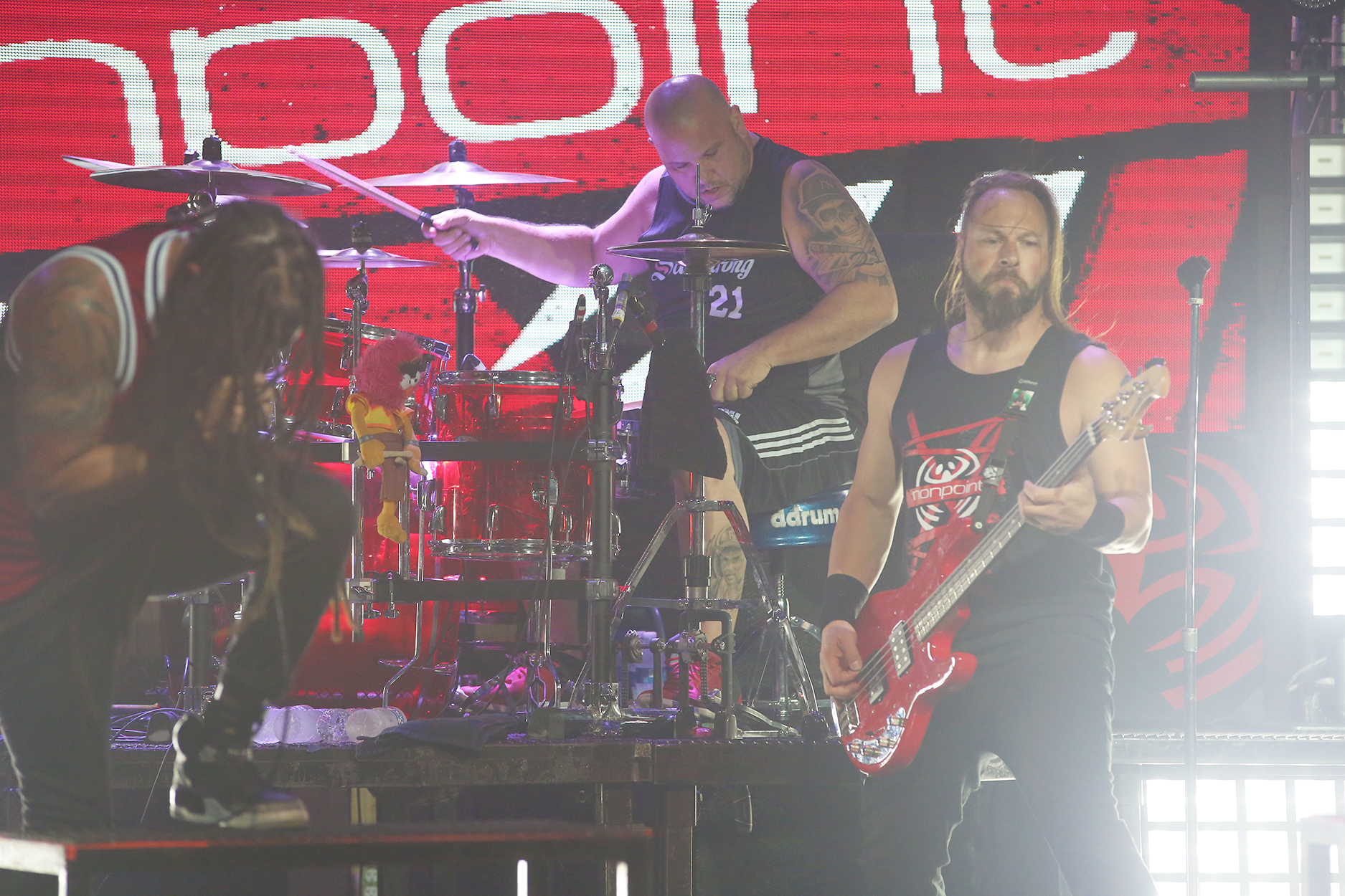 Nonpoint Homecoming Concert in Ft. Lauderdale, Florida