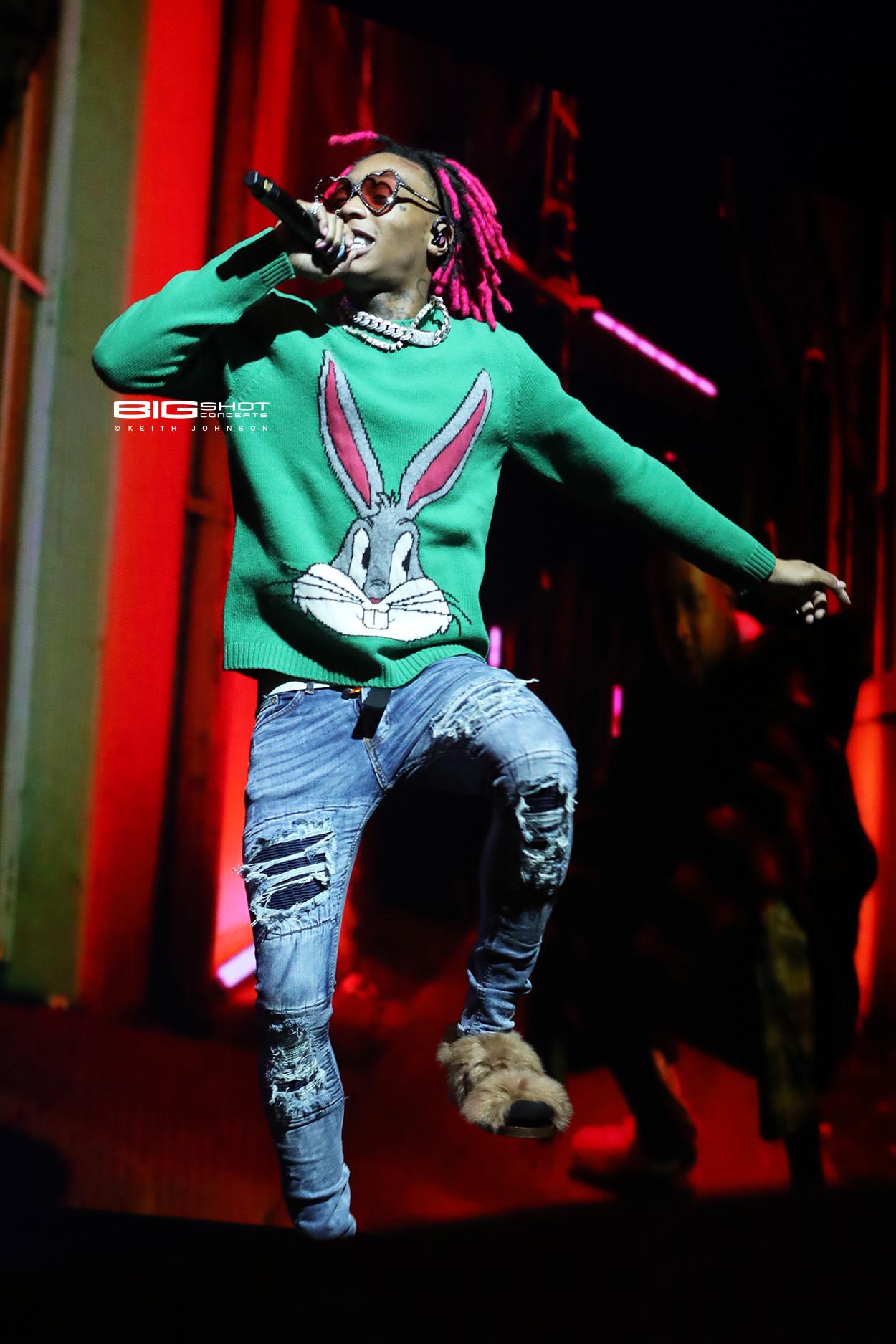 Tyla Yaweh Concert 2019