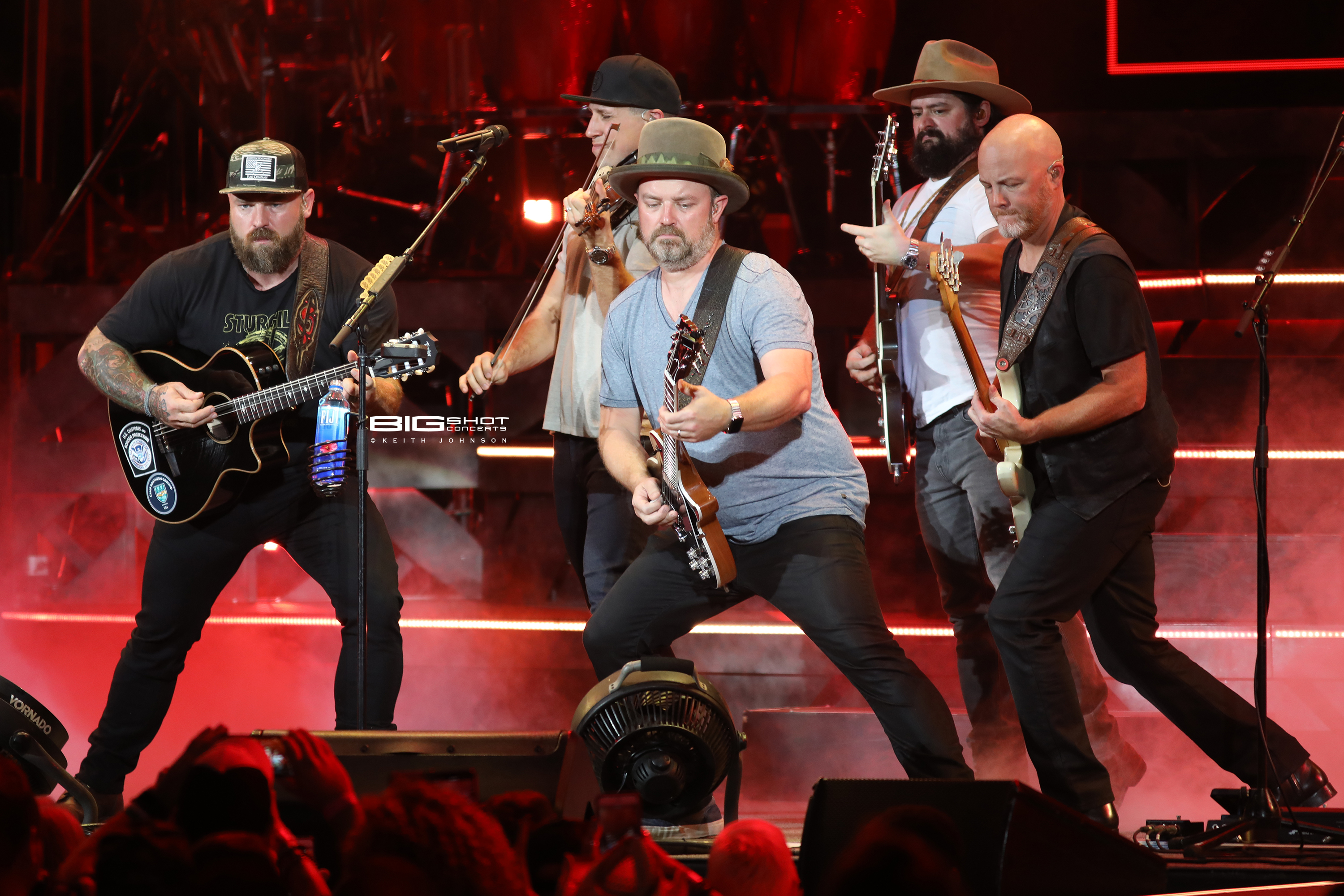 Zac Brown Band in Concert - Coral Sky Amphitheatre