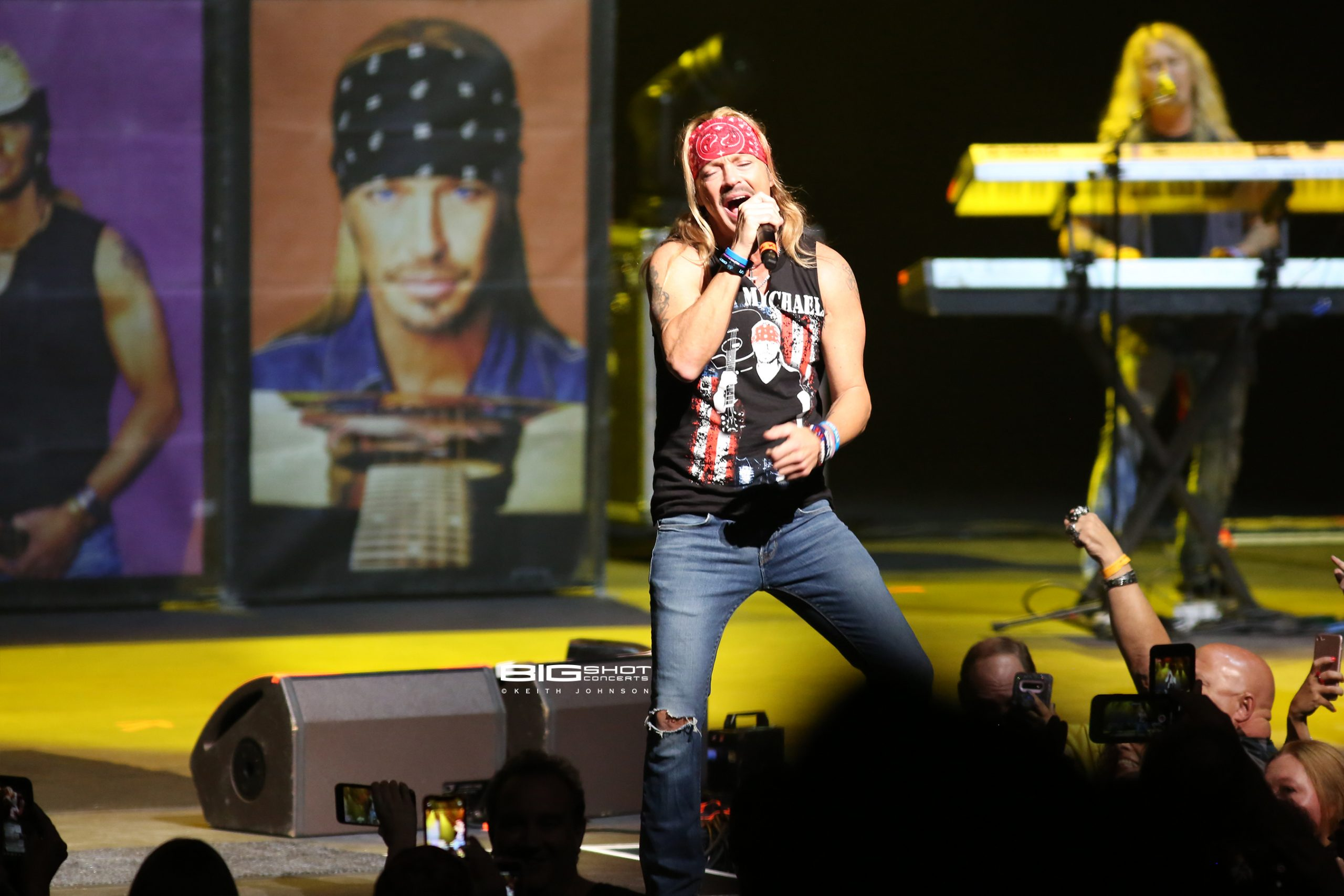 Bret Michaels Unbroken Tour