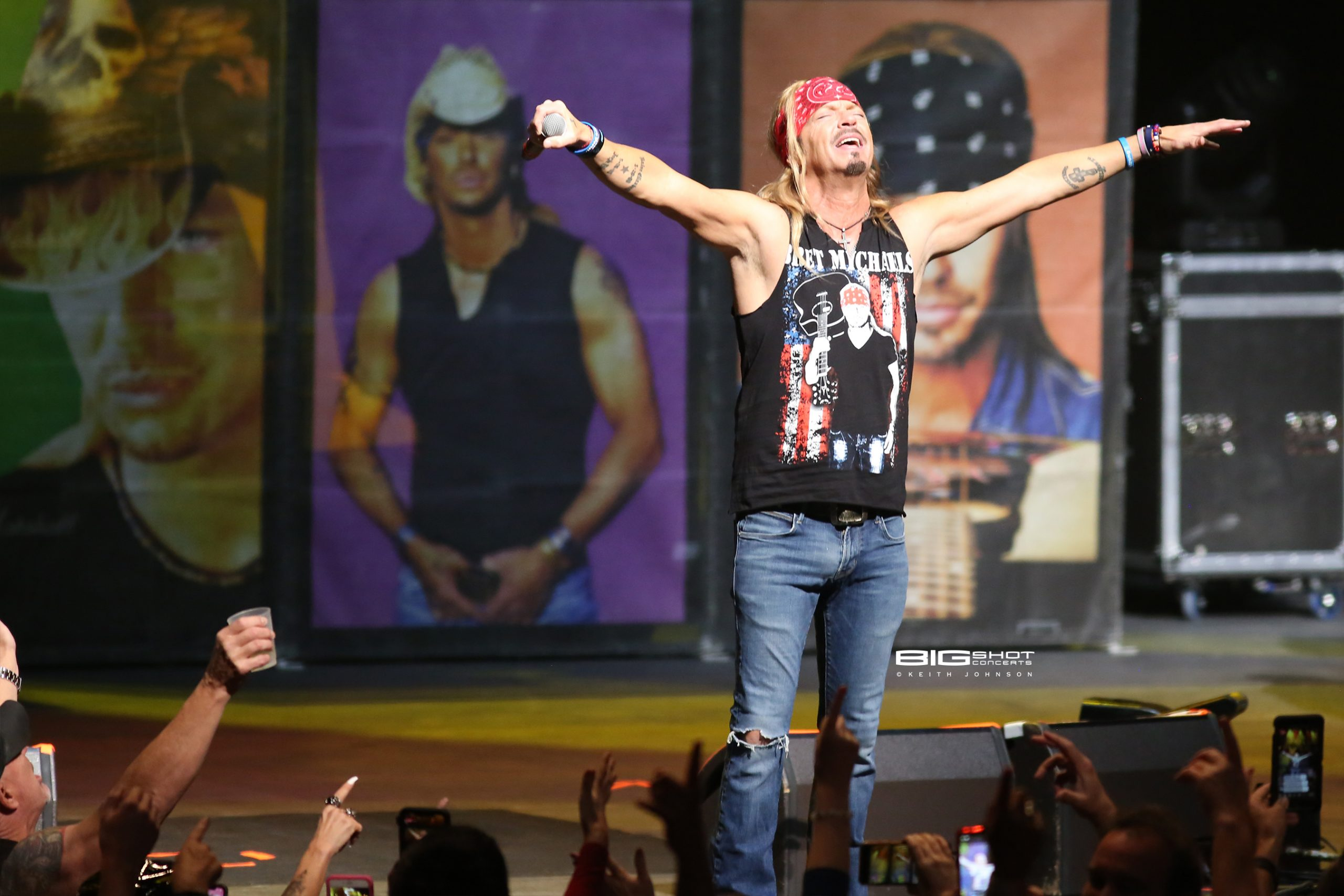 Bret Michaels Unbroken World Tour 2019