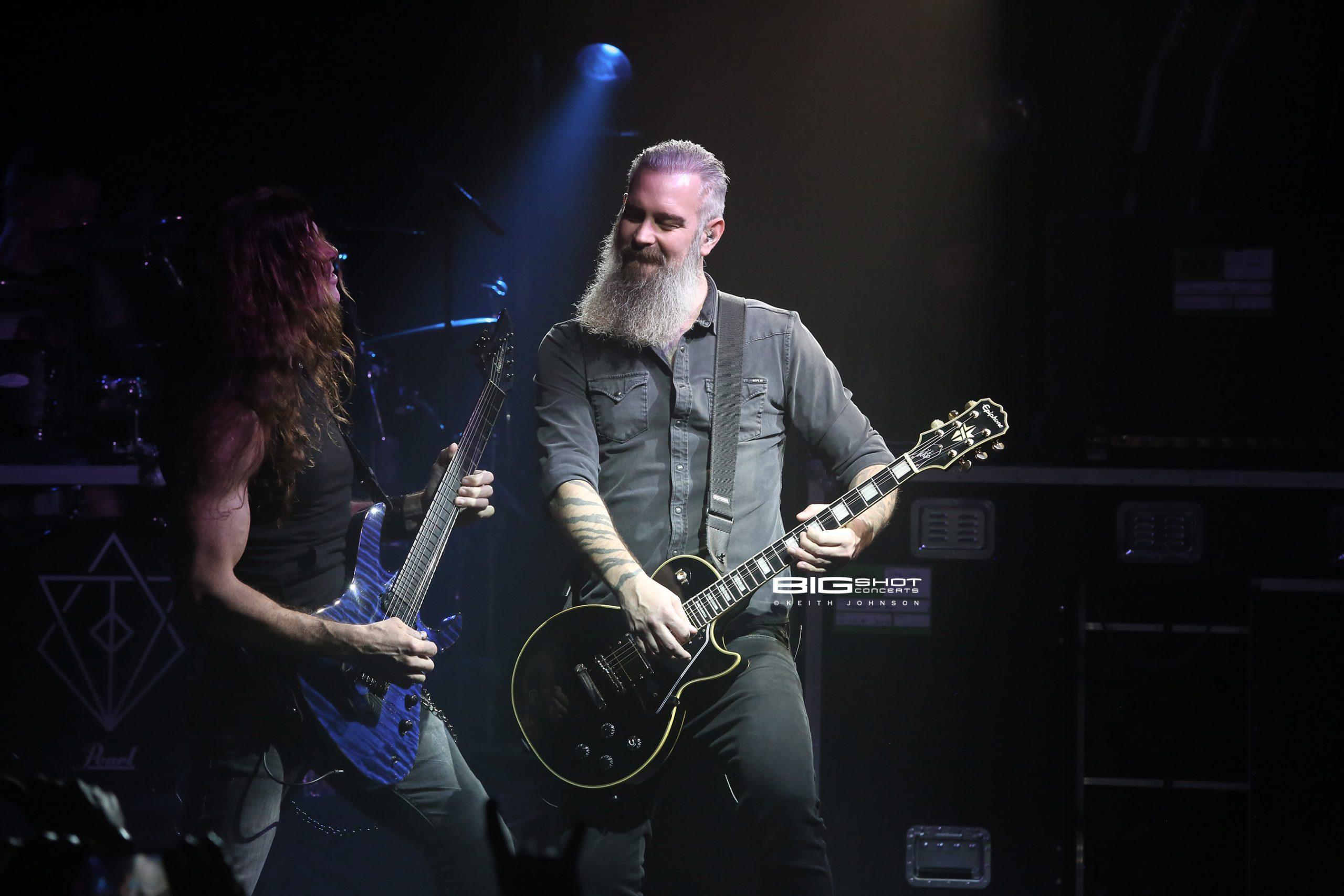 Concert Photos - In Flames Tour