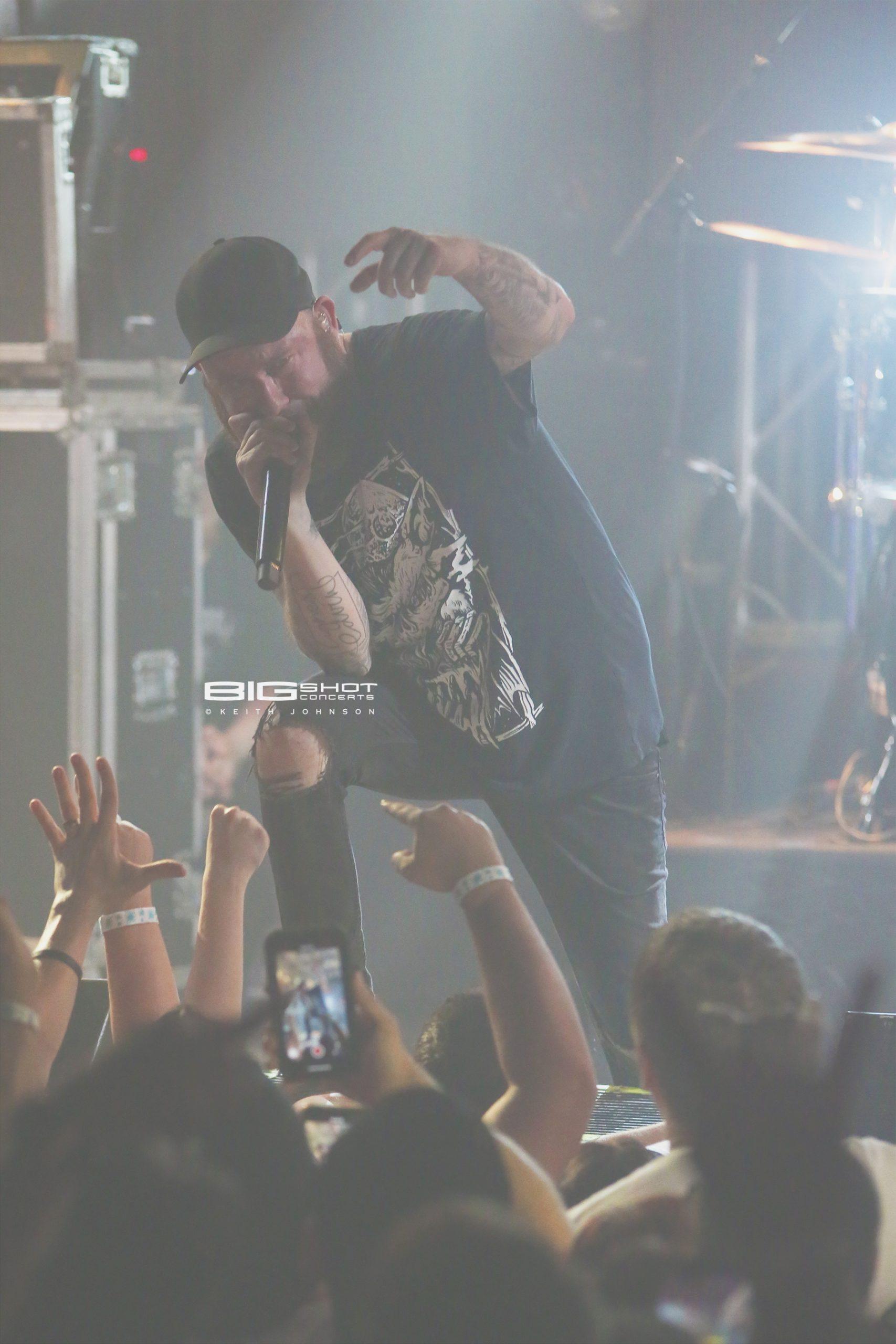 In Flames Concert Tour Photos
