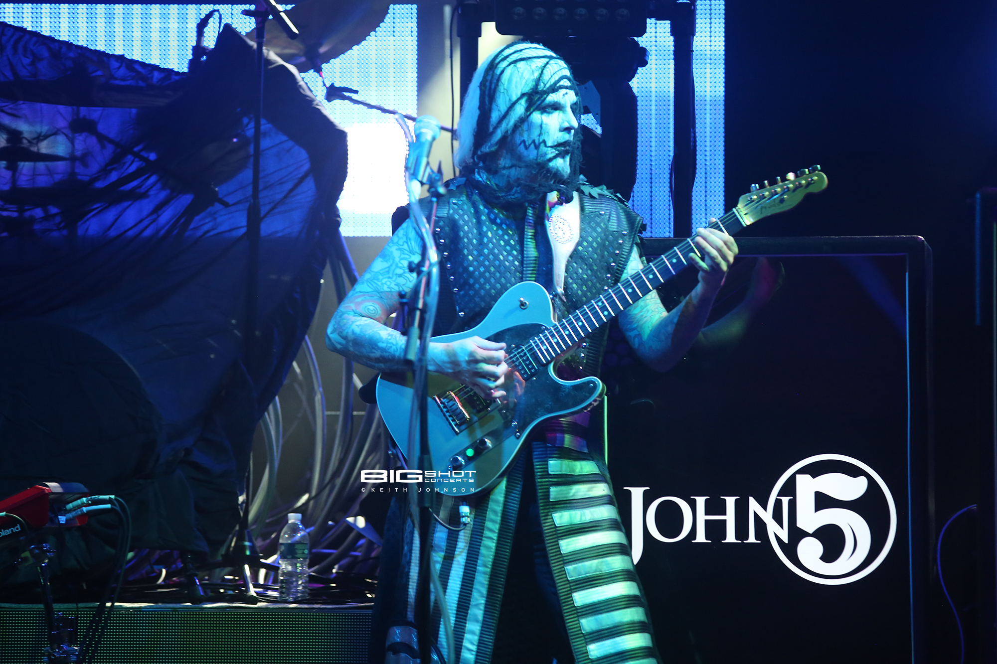 John 5 Opens for Queensrÿche