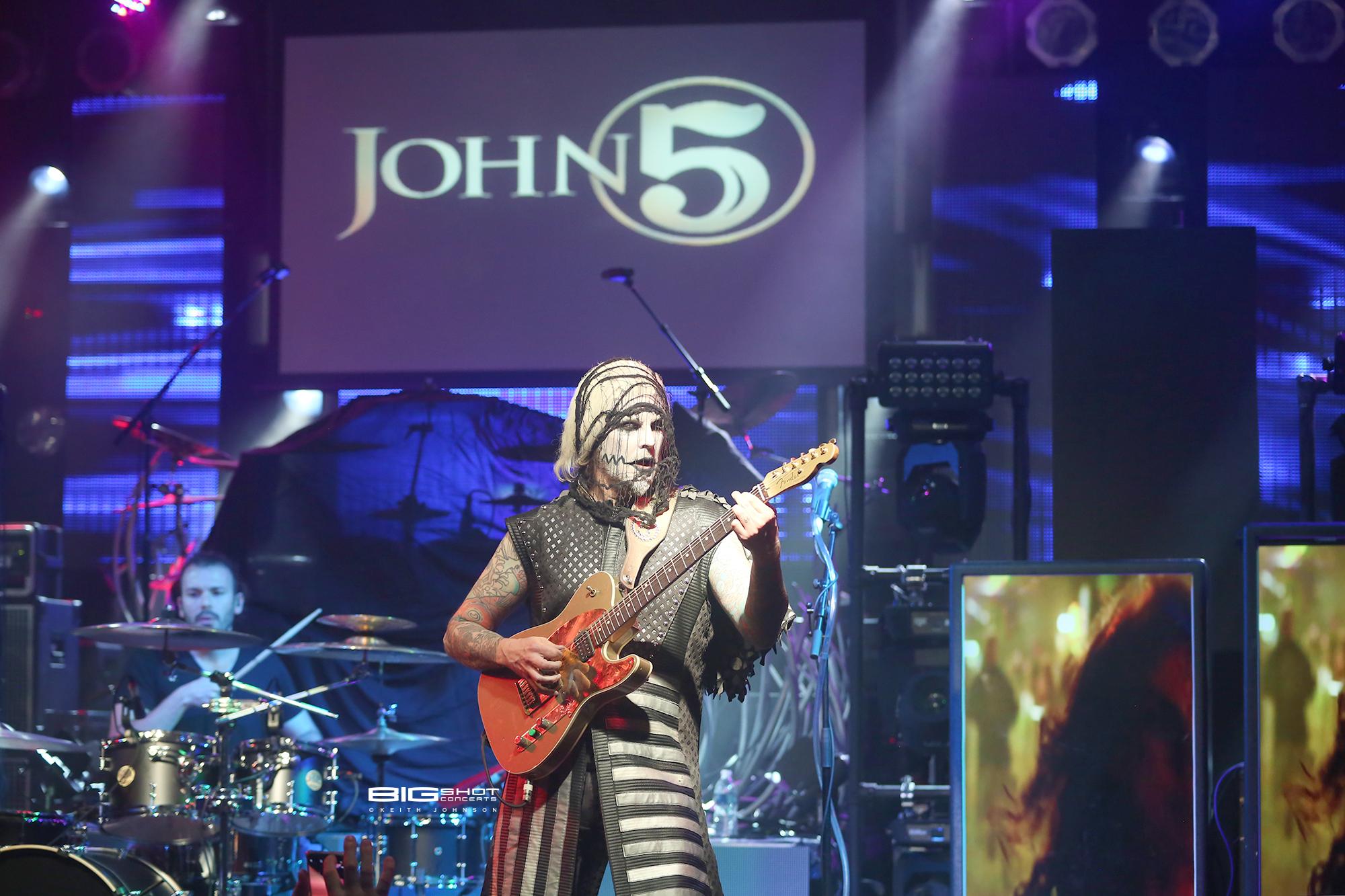 John 5 Concert at Culture Room