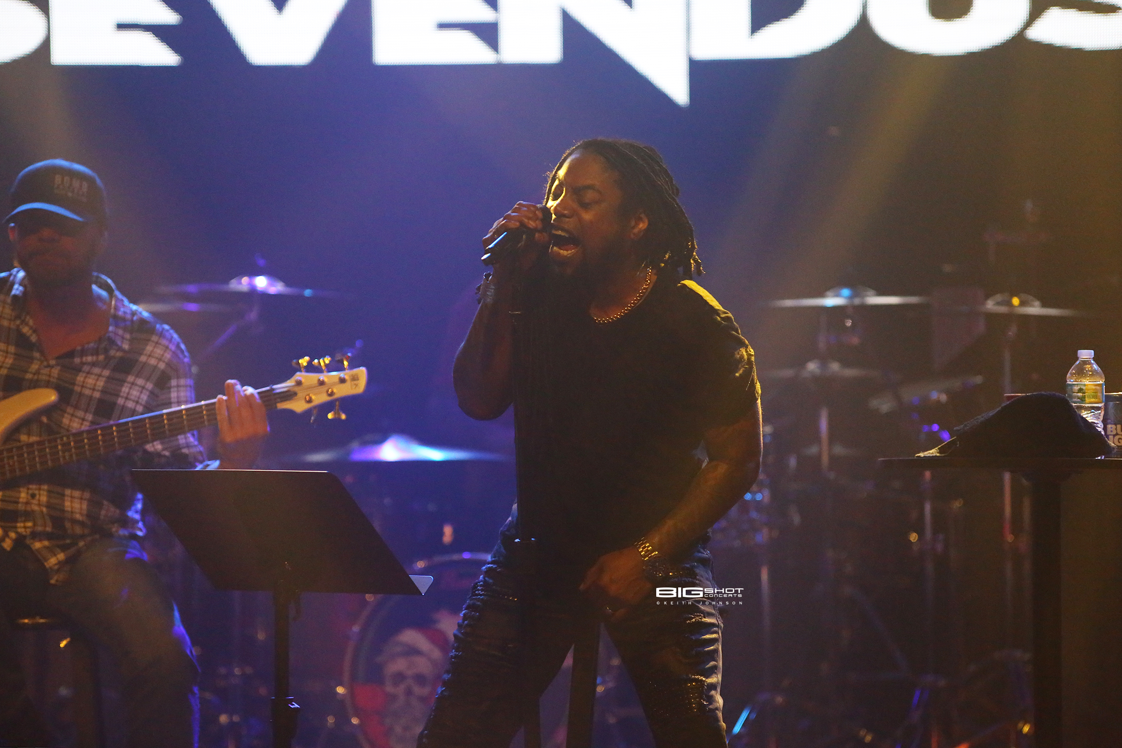 Sevendust Concert at Revolution Live