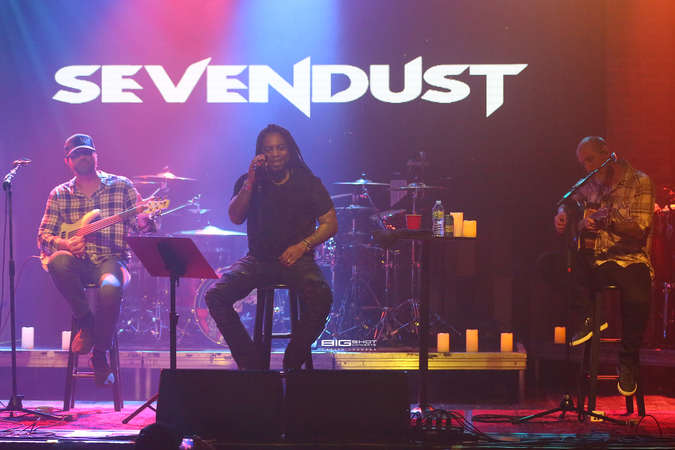 Sevendust Year End Tour 2019