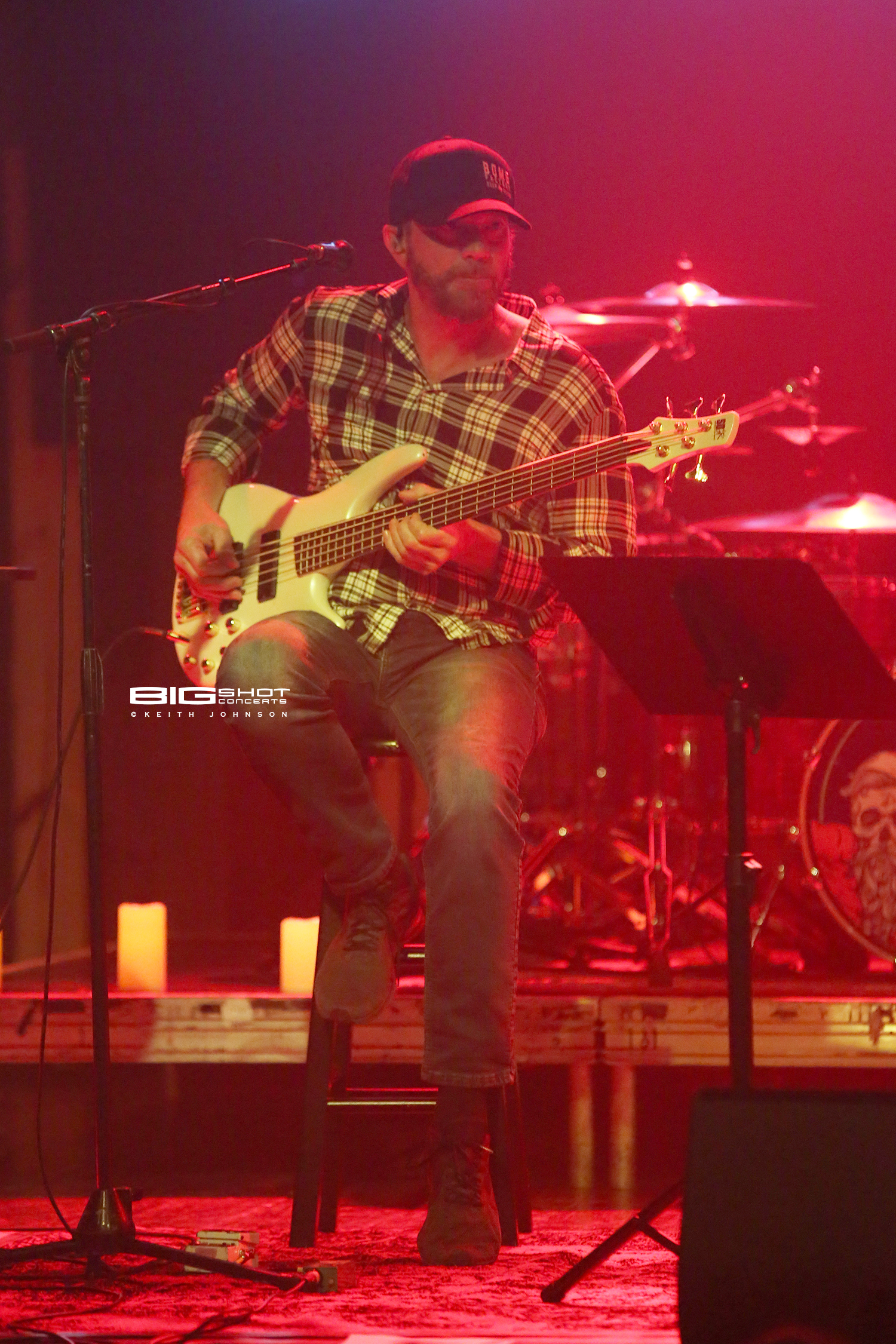 Sevendust Bass Player