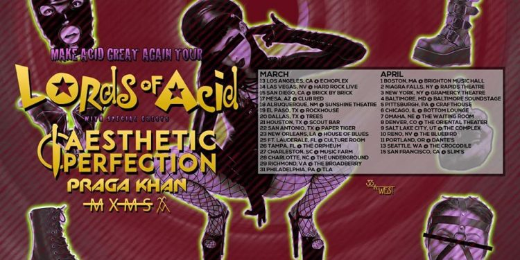 Lords of Acid Make Acid Great Again