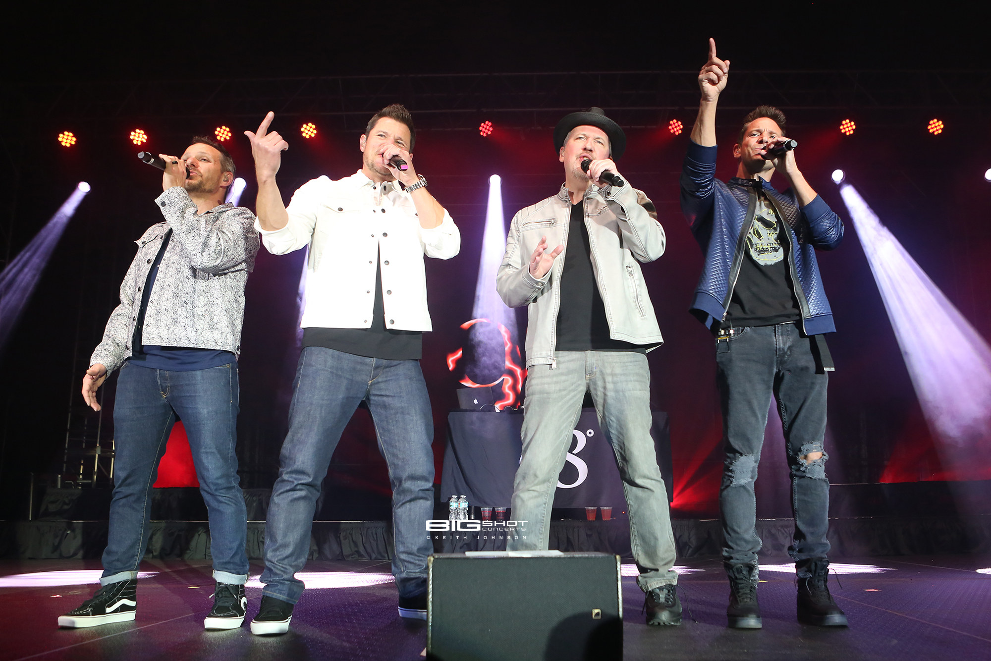 Pop Vocal Group 98 Degrees