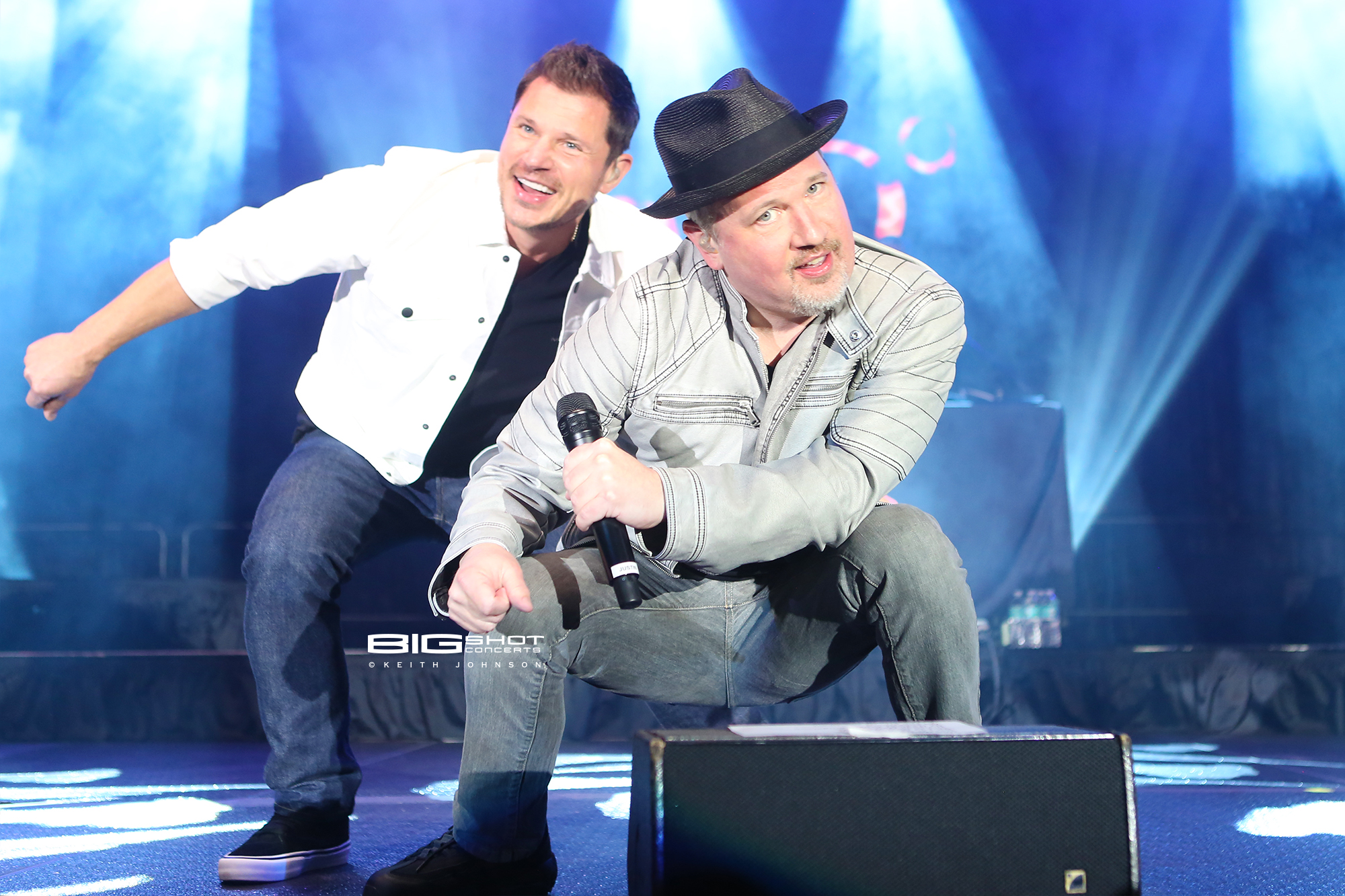 An Evening with 98 Degrees in Coconut Creek, Florida