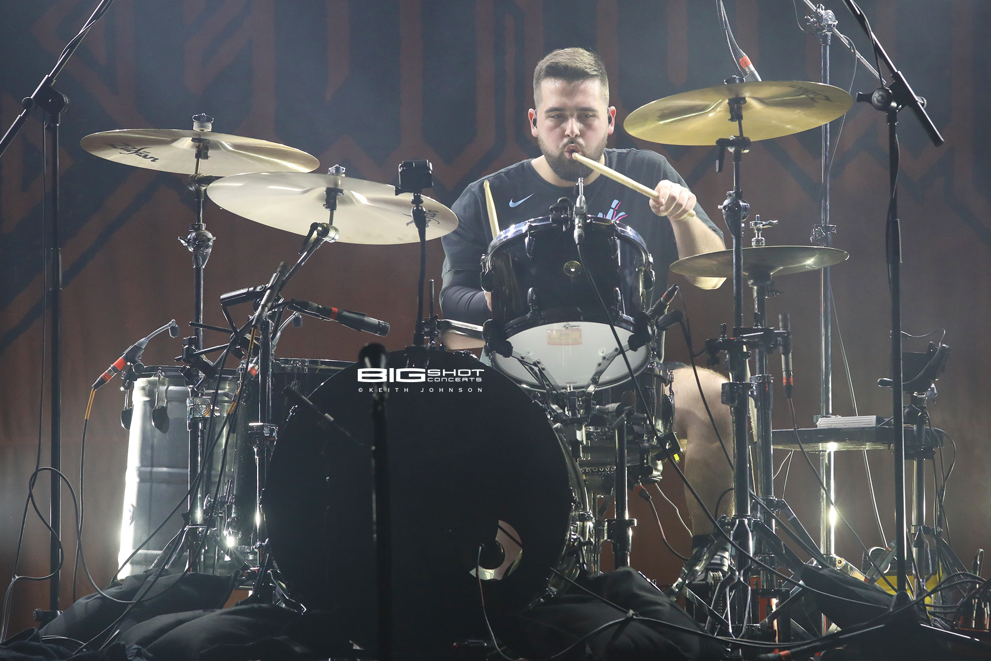 Beartooth Drummer Connor Denis
