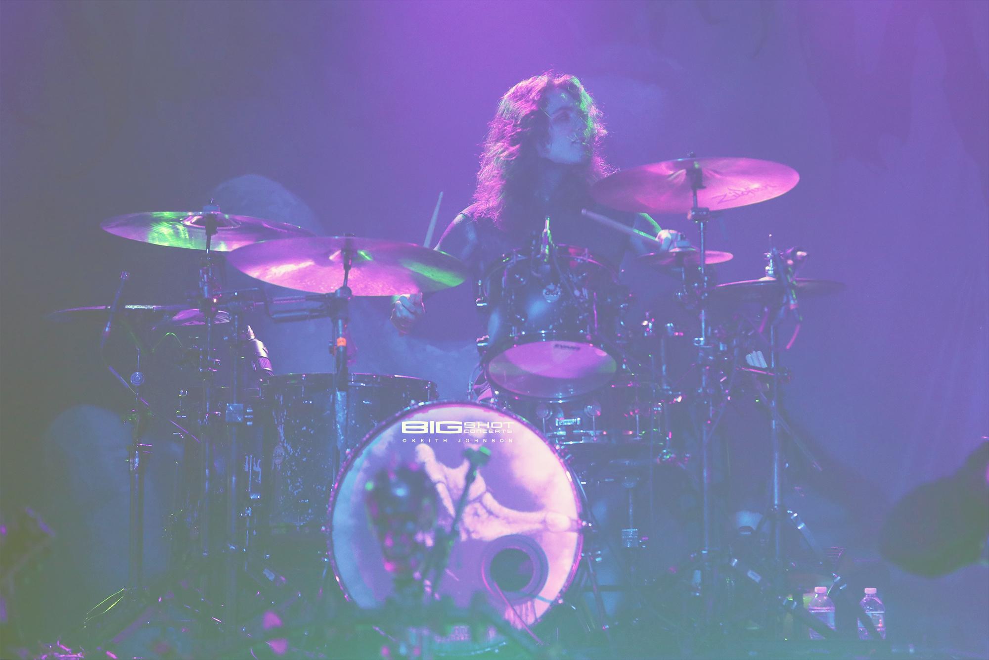 Motionless in White Drummer Vinny Mauro
