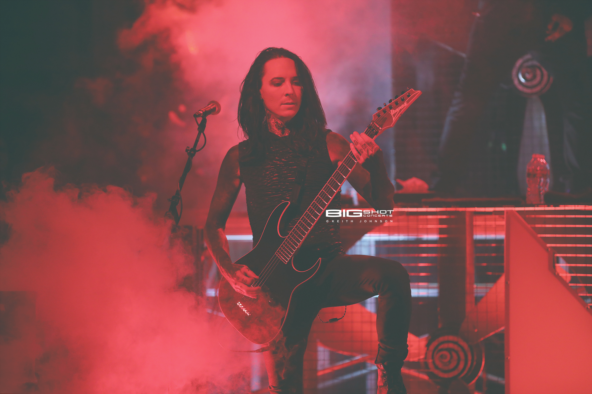 Motionless in White Guitarist